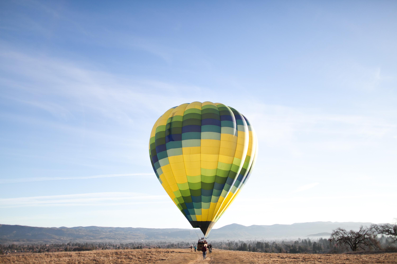 Воздушный шар для полетов картинки