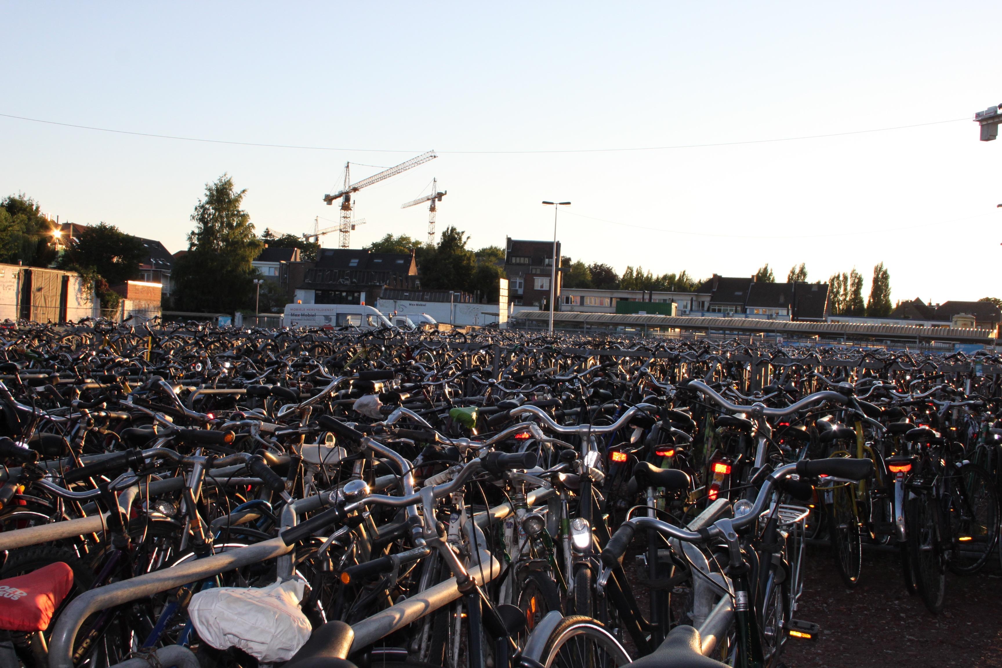 Kostenlose foto : Menschen, Sport, Fahrrad, Parken, Menge, Konzert ...