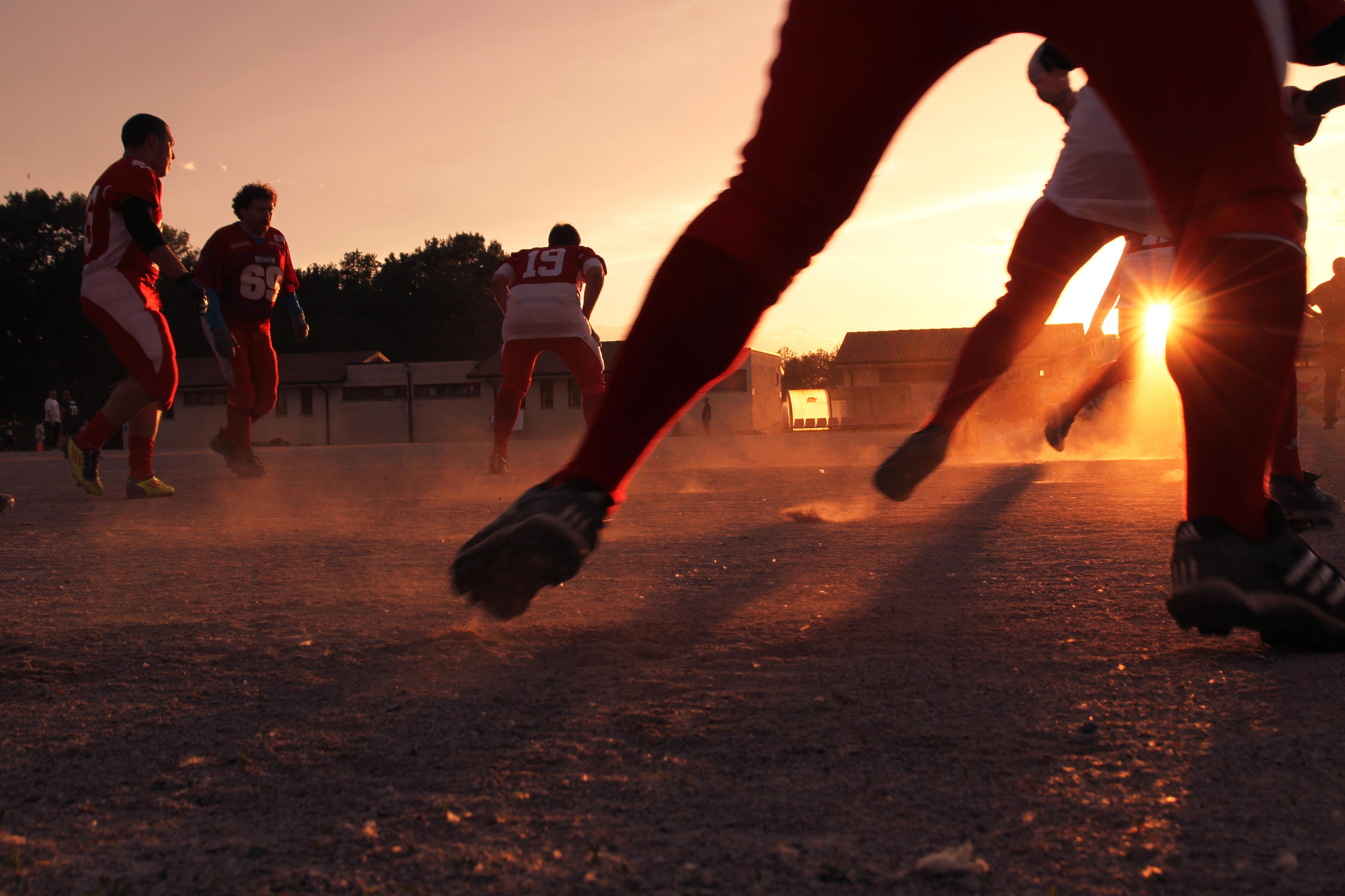 Free Images People Sun Sunset Sport Night Evening