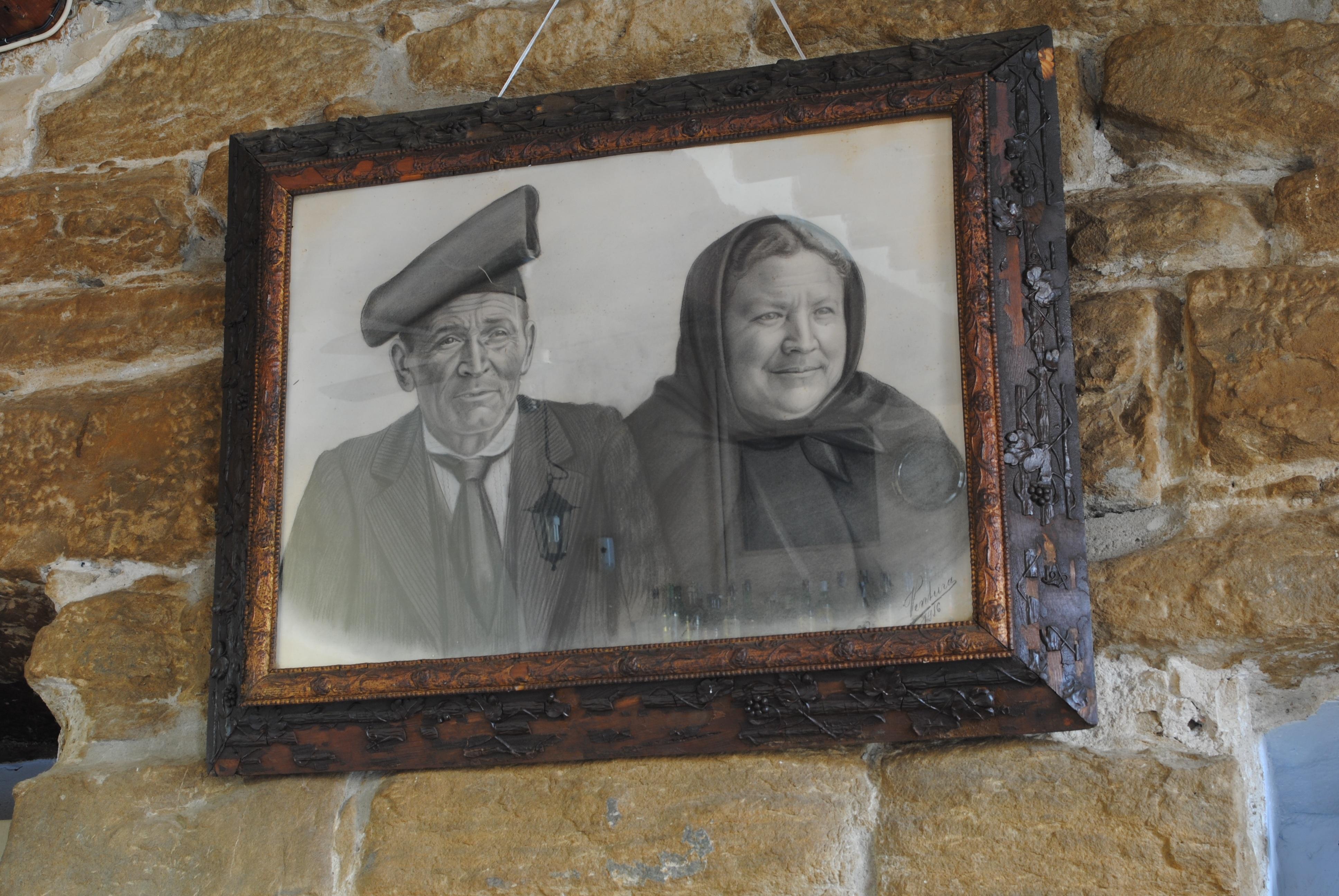 Kostenlose foto : Menschen, Fenster, alt, Mauer, Porträt, Malerei ...