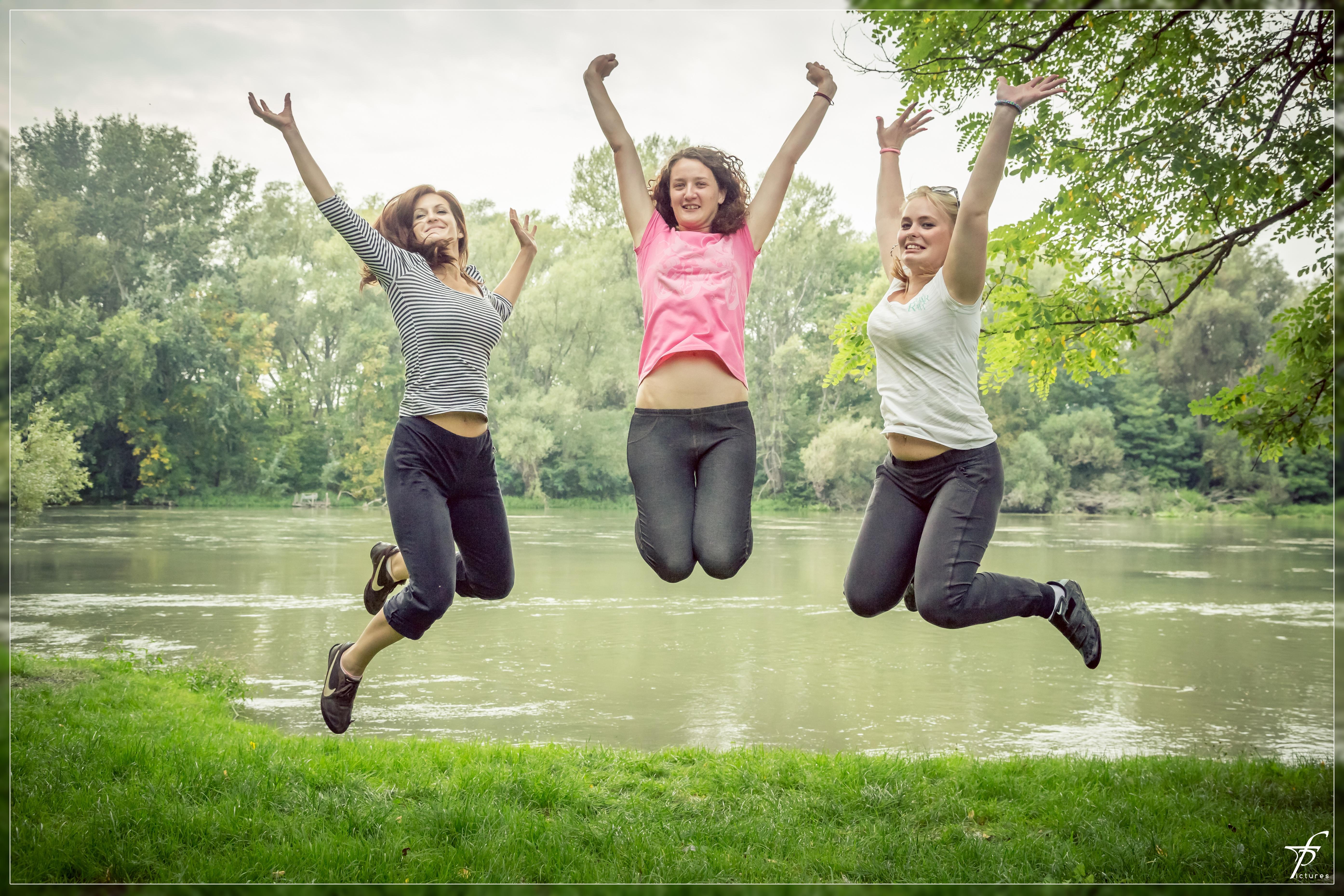 там мисайловском как сфотографировать человека при прыжке одной