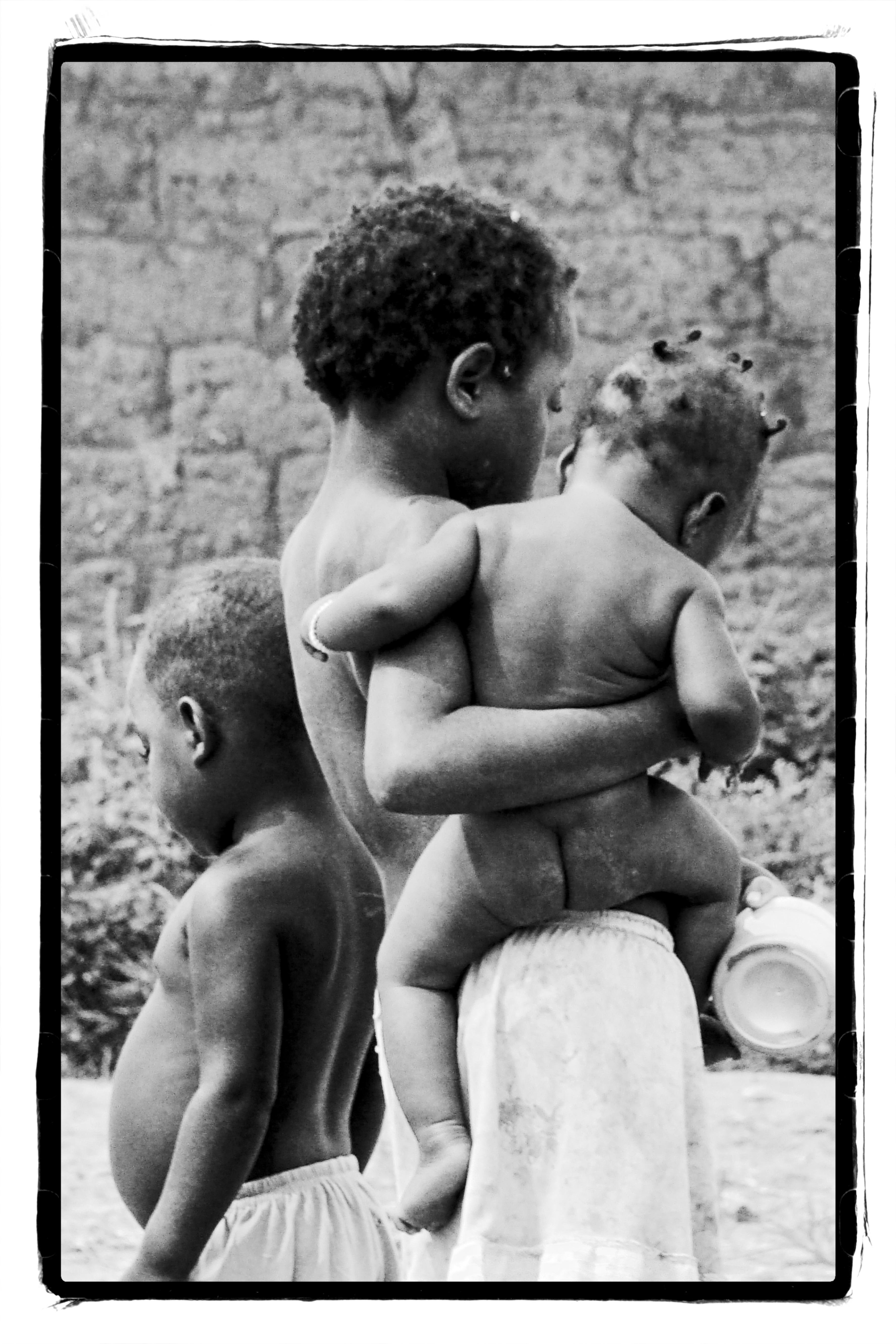 Images Gratuites La Personne Noir Et Blanc Fille Seul