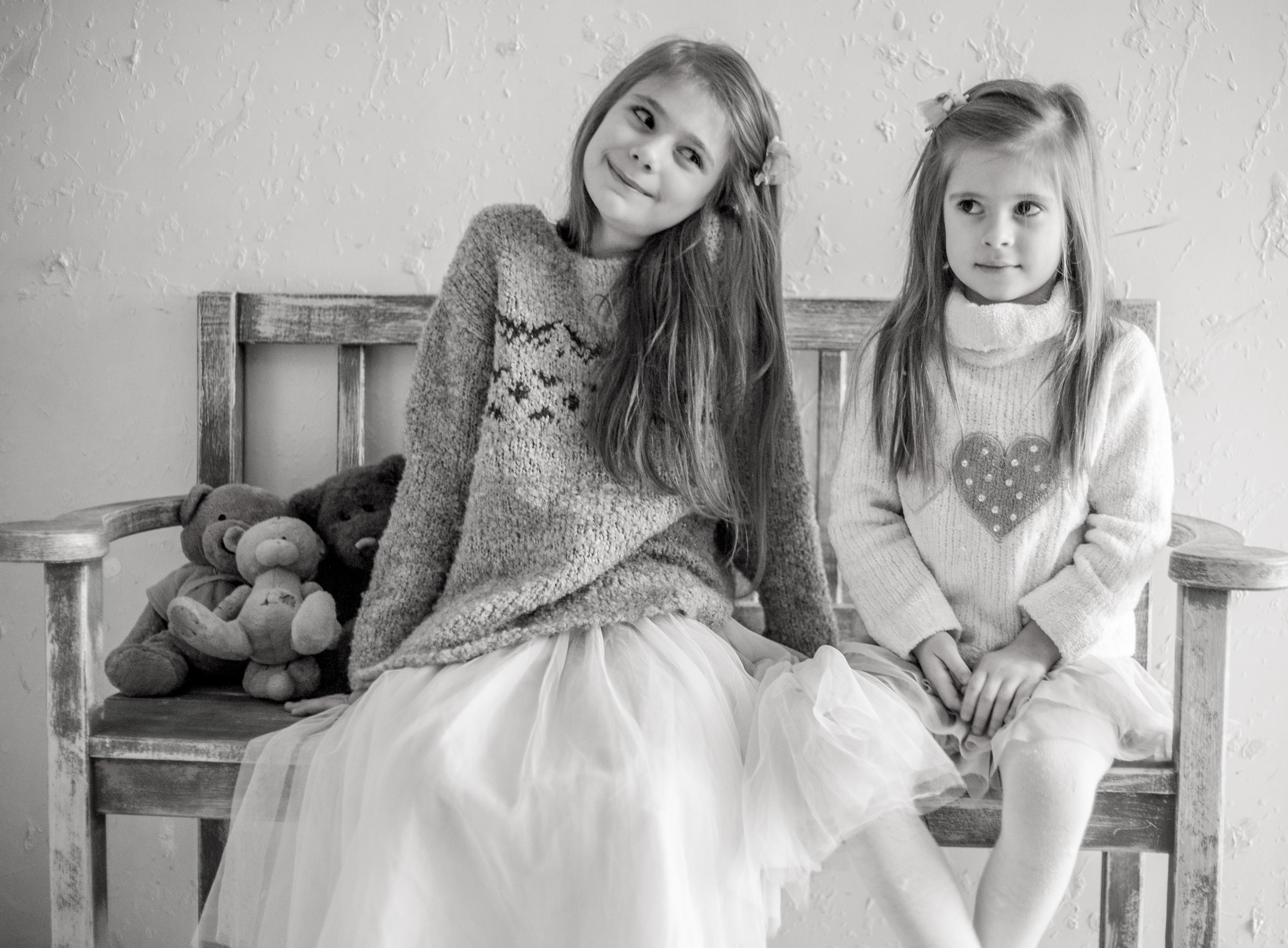 Картинки мы с сестрой