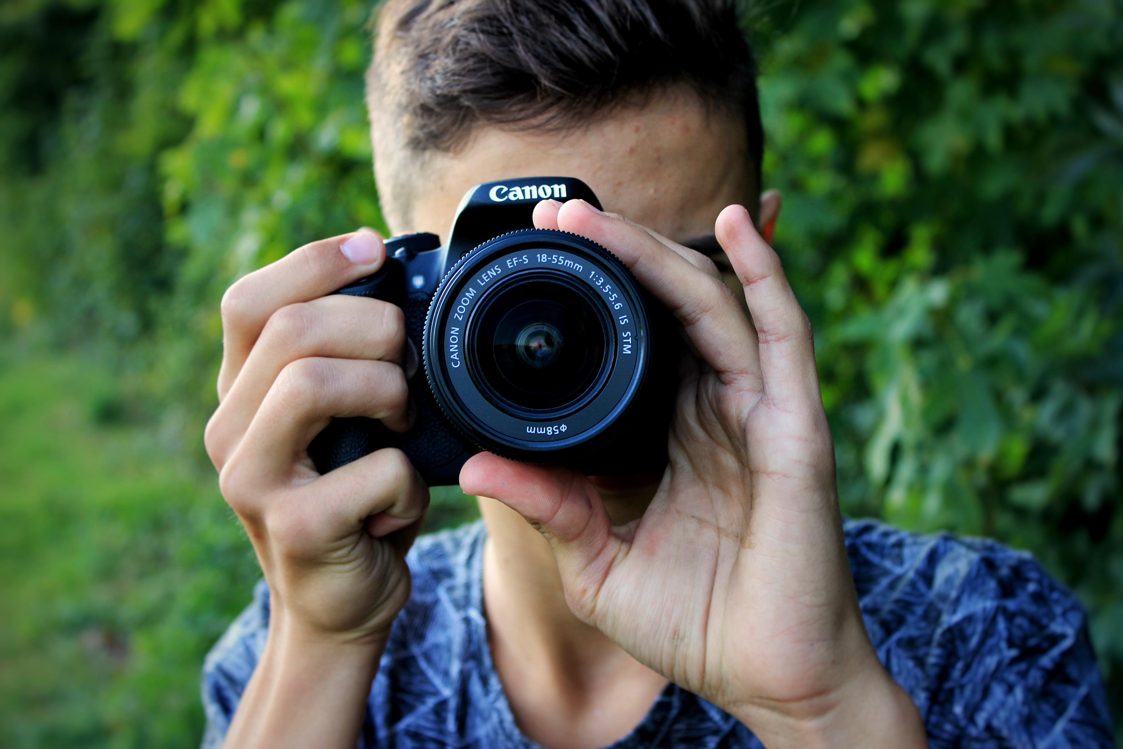 как сделать красивые снимки на фотоаппарате андерсон является