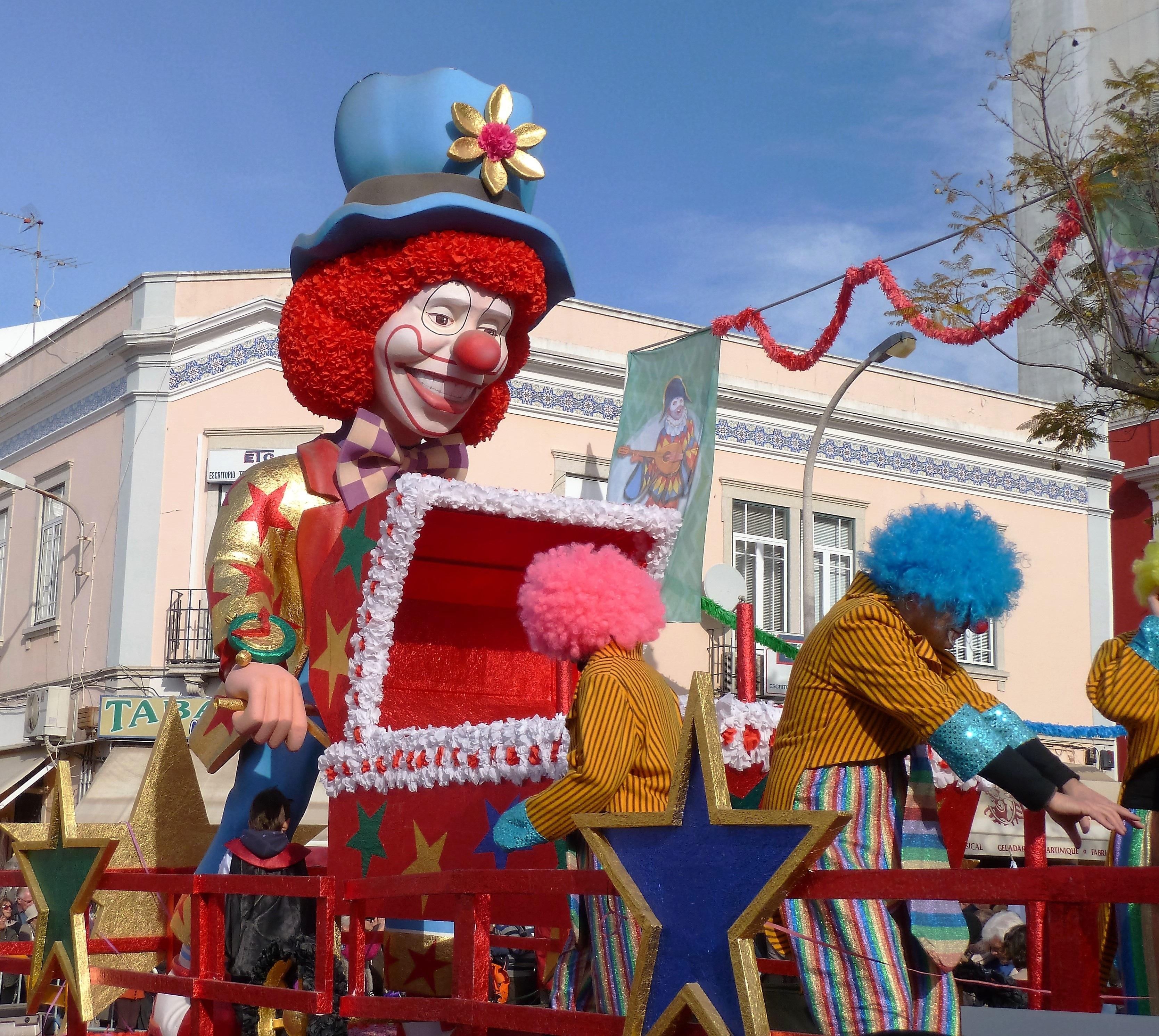 Fotos gratis : persona, carnaval, profesión, desfile, payaso ...