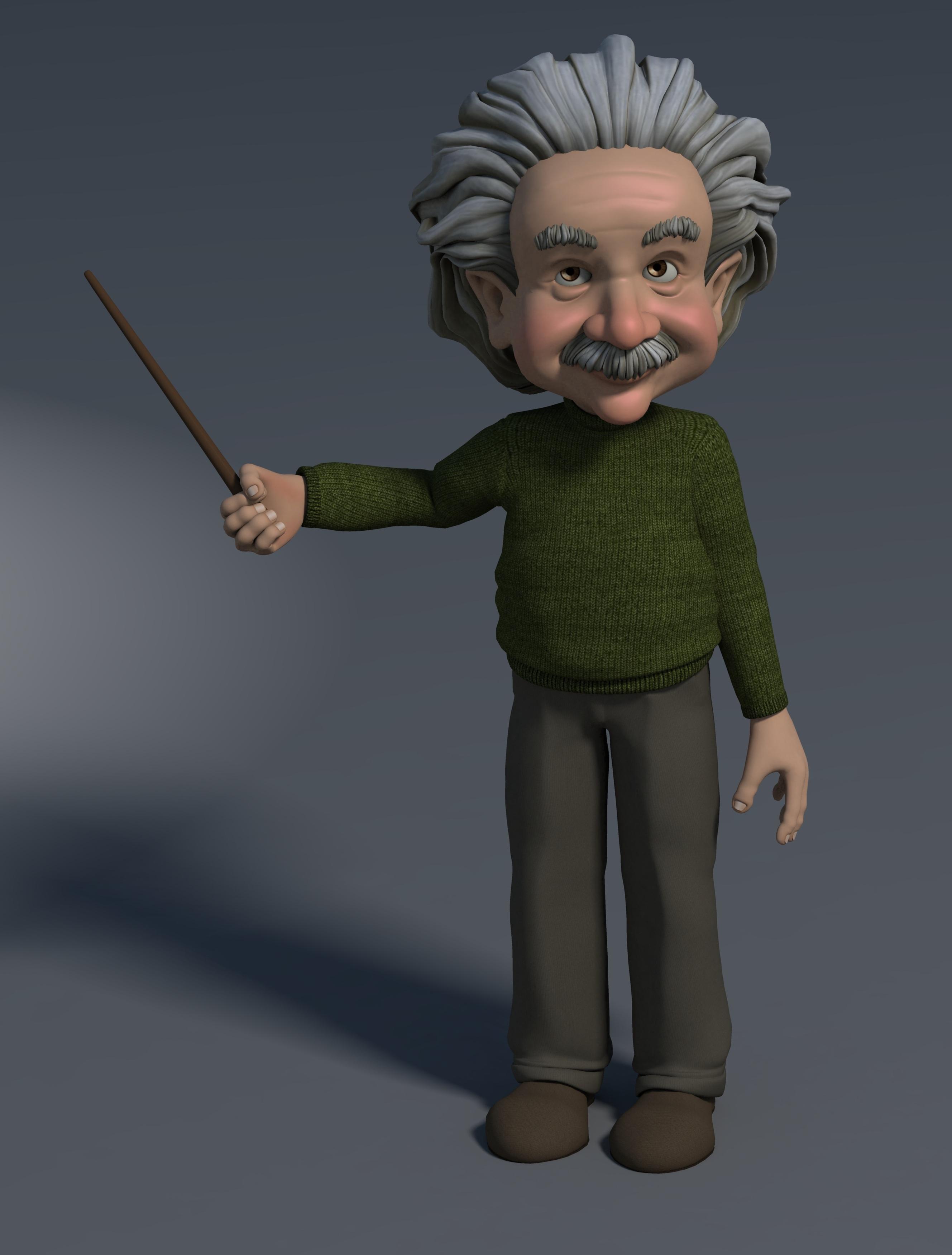 Gambar Orang Pakaian Mainan Ilustrasi Kuliah Menunjukkan