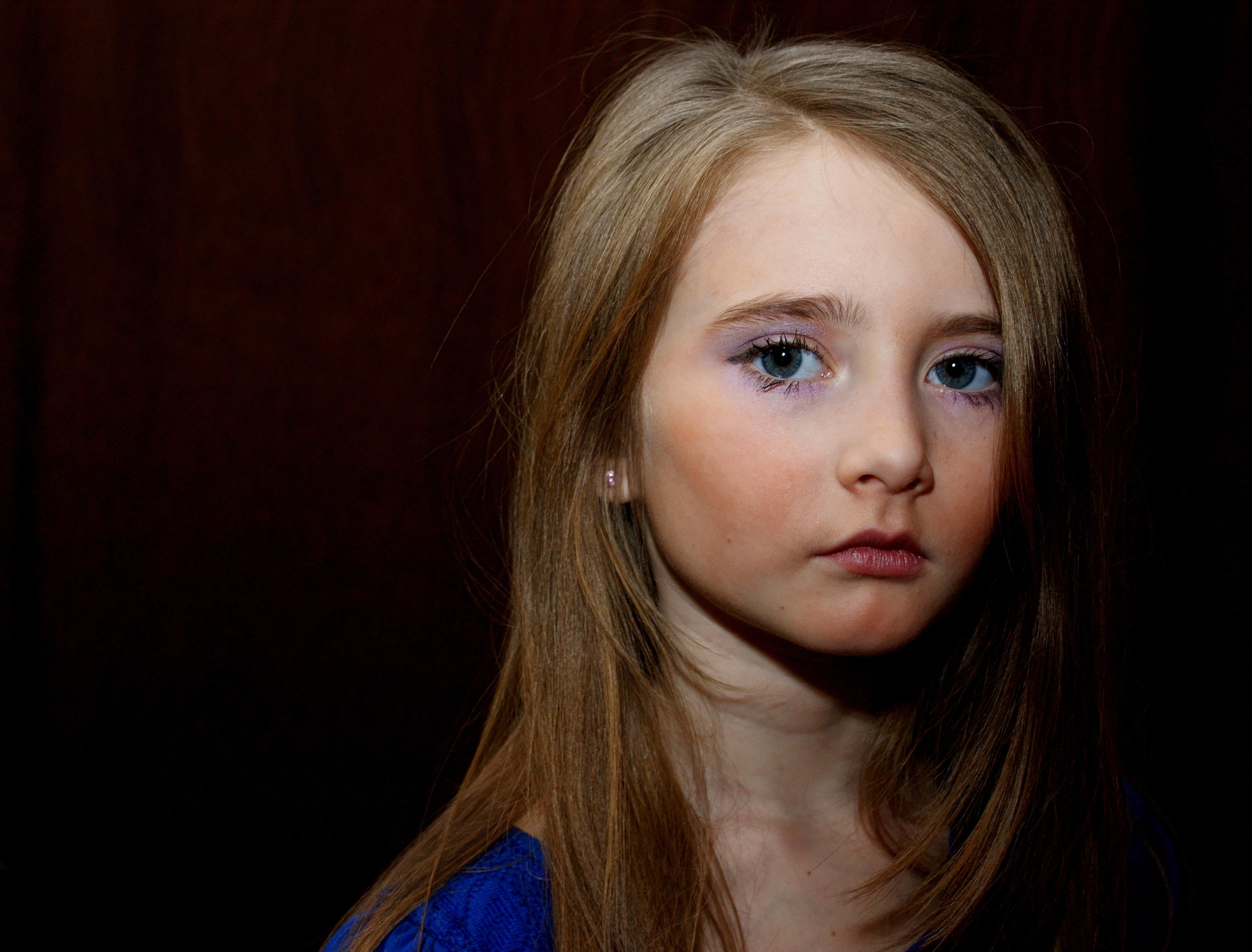 Kostenlose Foto Person Mädchen Frau Haar Fotografie Porträt