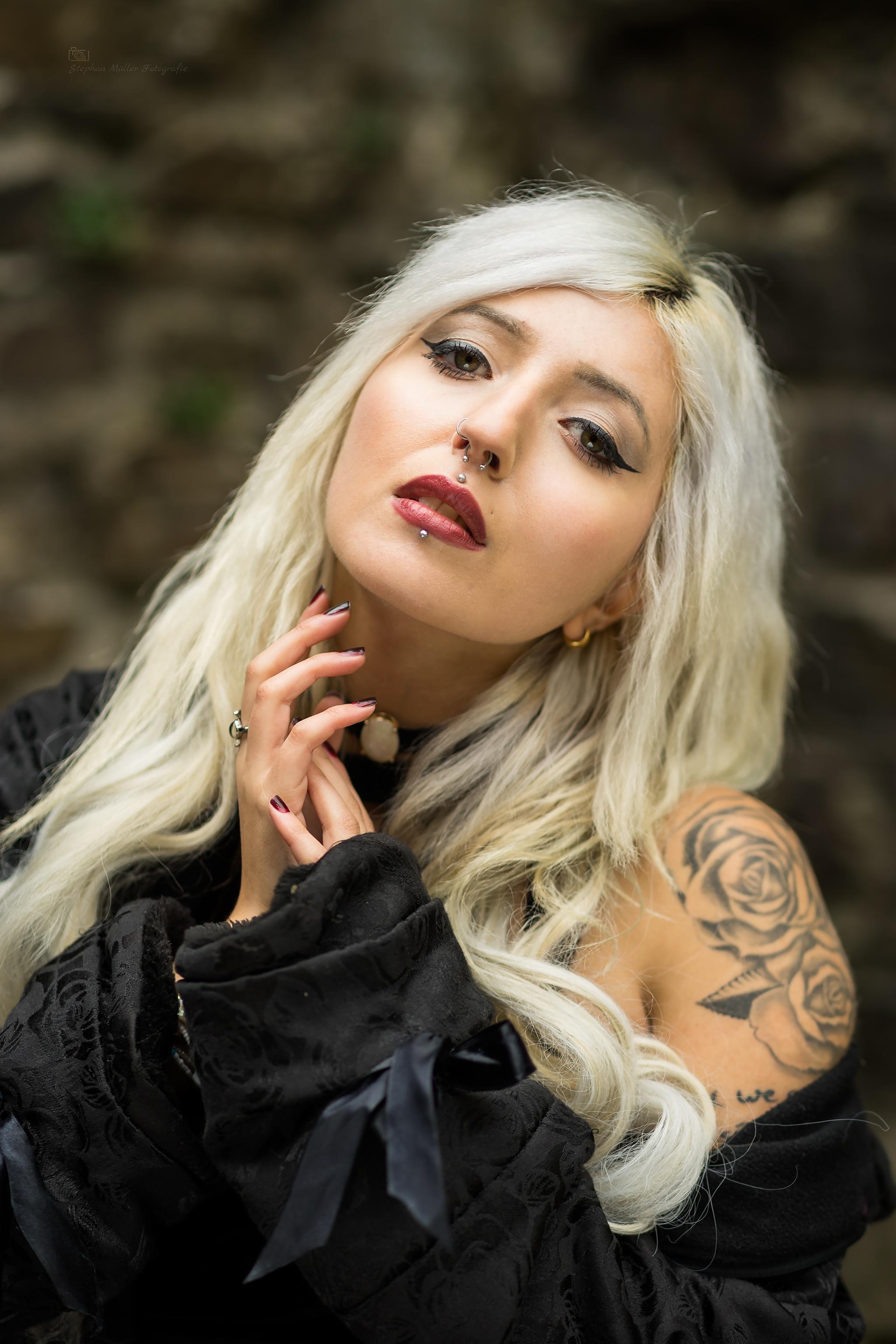Tattoo sexy shoot