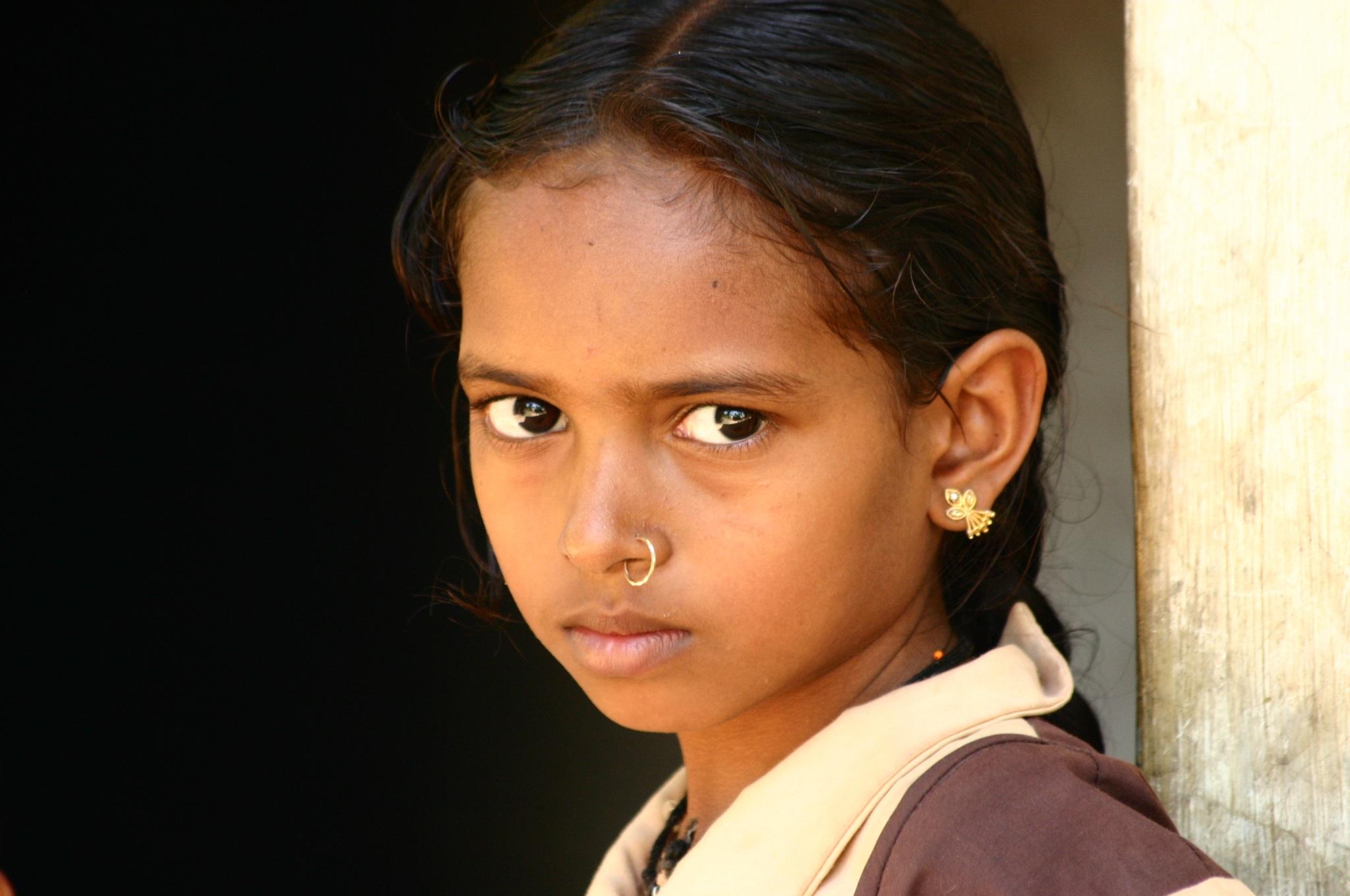 Фото индийских девушек крупным планом фото 212-412