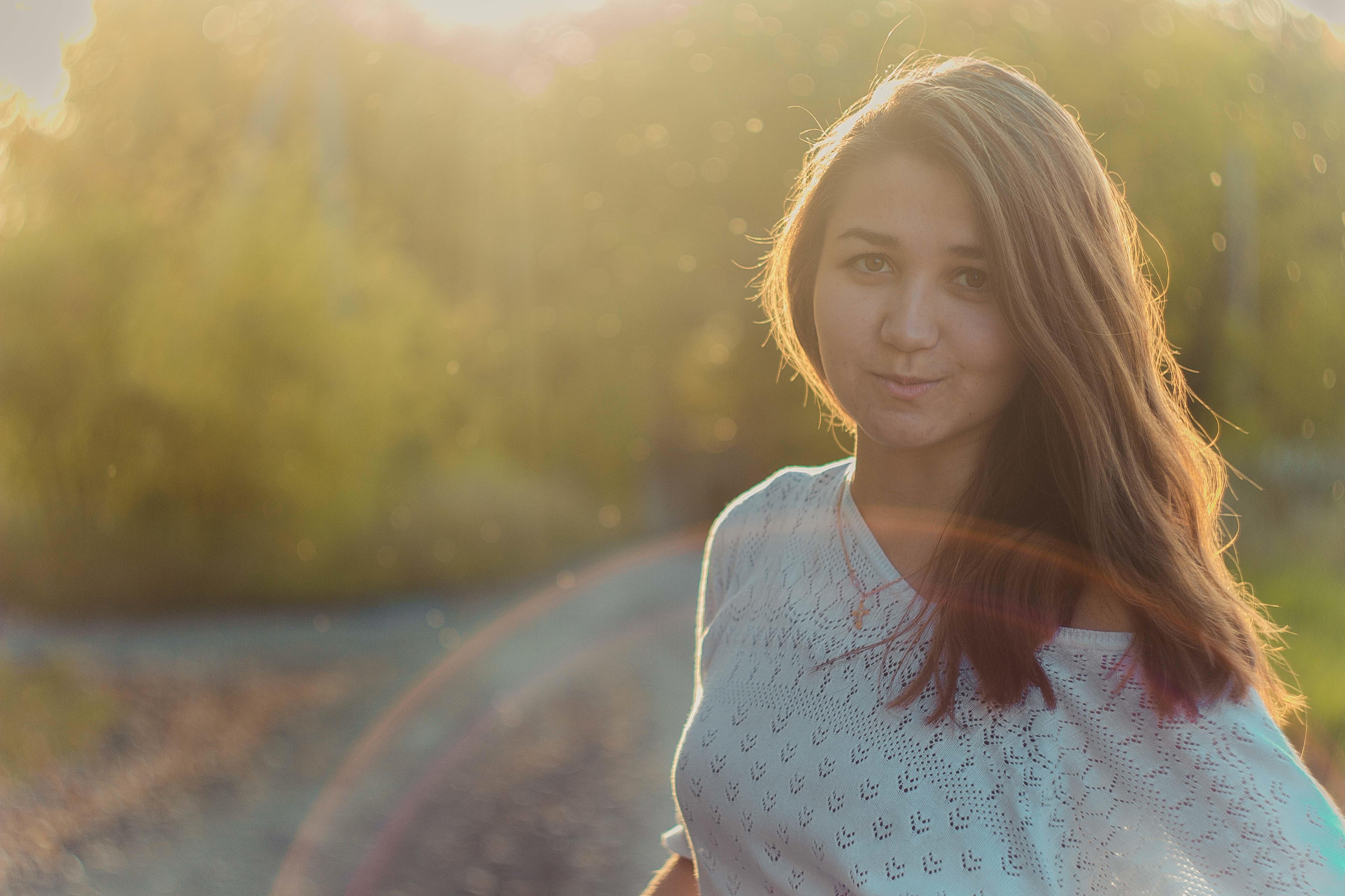 поддерживаете как фотографировать портреты в солнечную погоду настоящее время