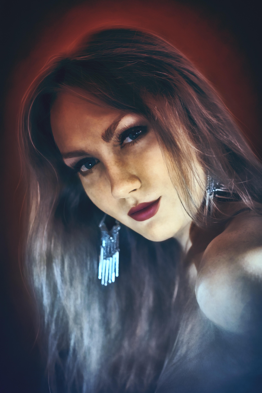 Varry sexy naken vampyrpike