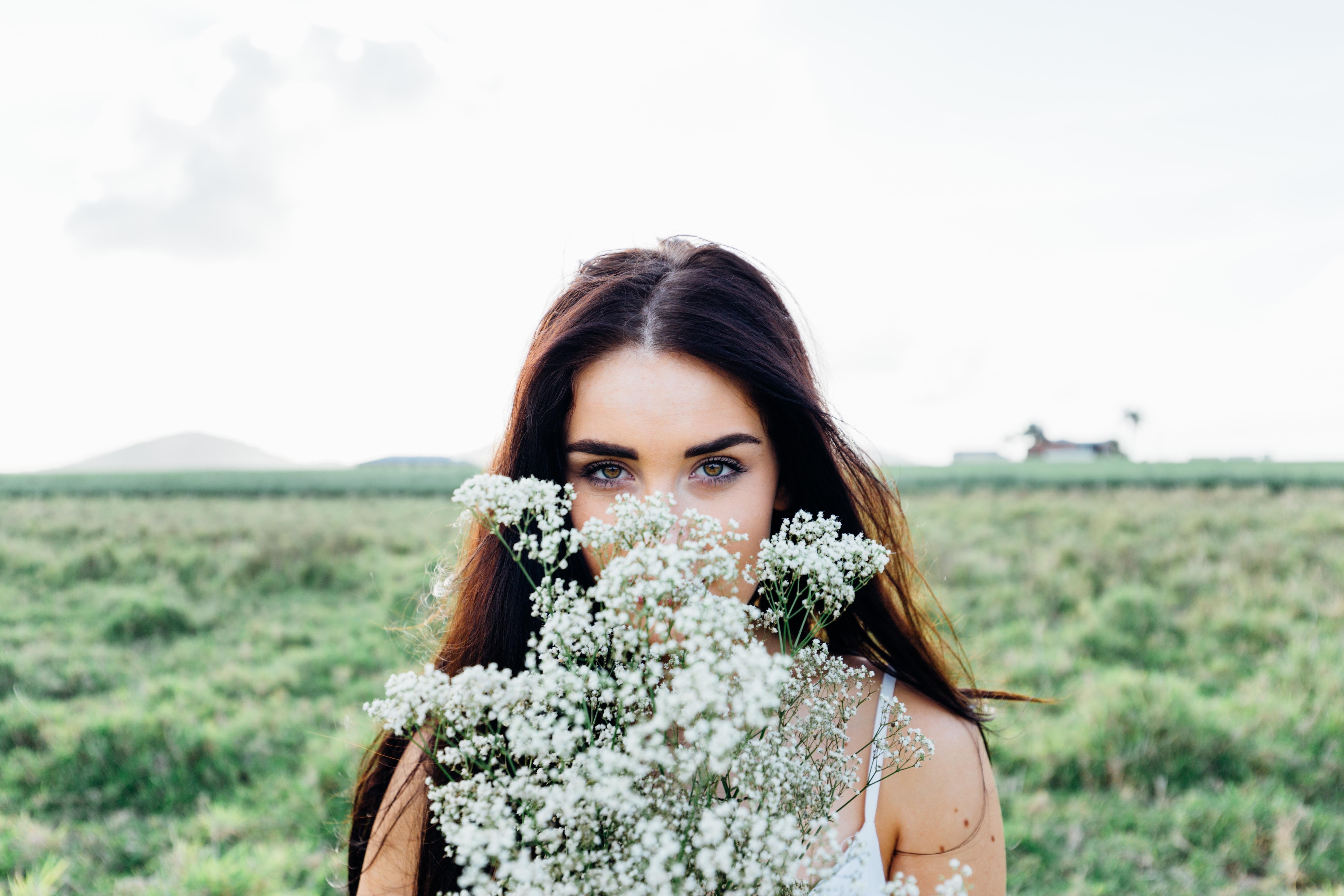 kvinde billeder at tabe ansigt