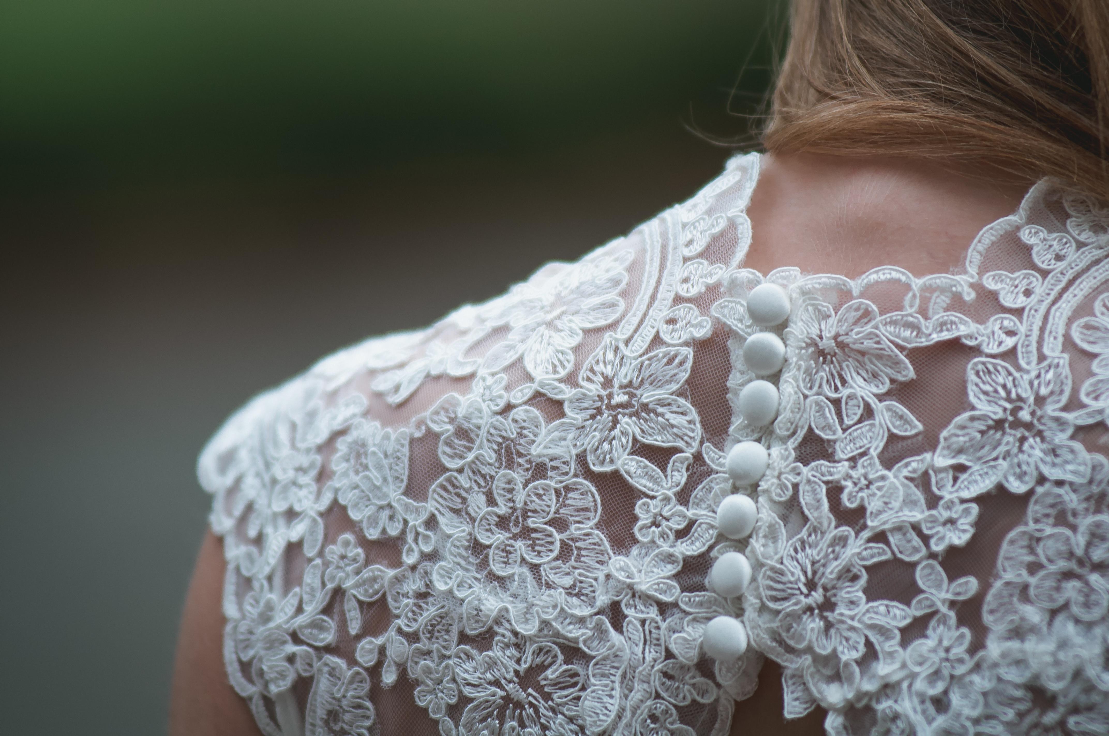 Kostenlose foto : Person, Mädchen, Frau, Spitze, Hochzeitskleid ...