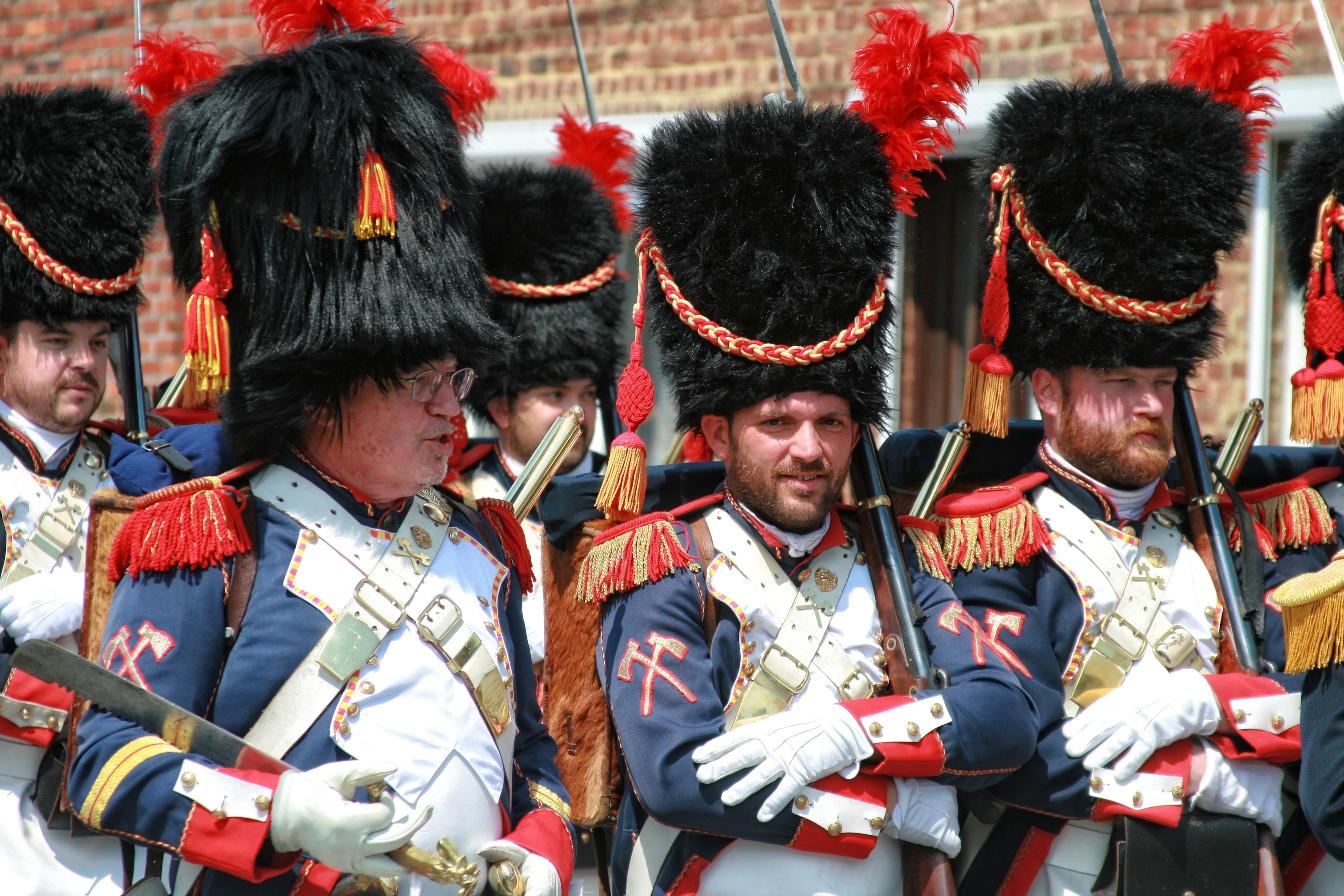 Costume Folklorique free images : person, people, carnival, belgium, festival, napoleon