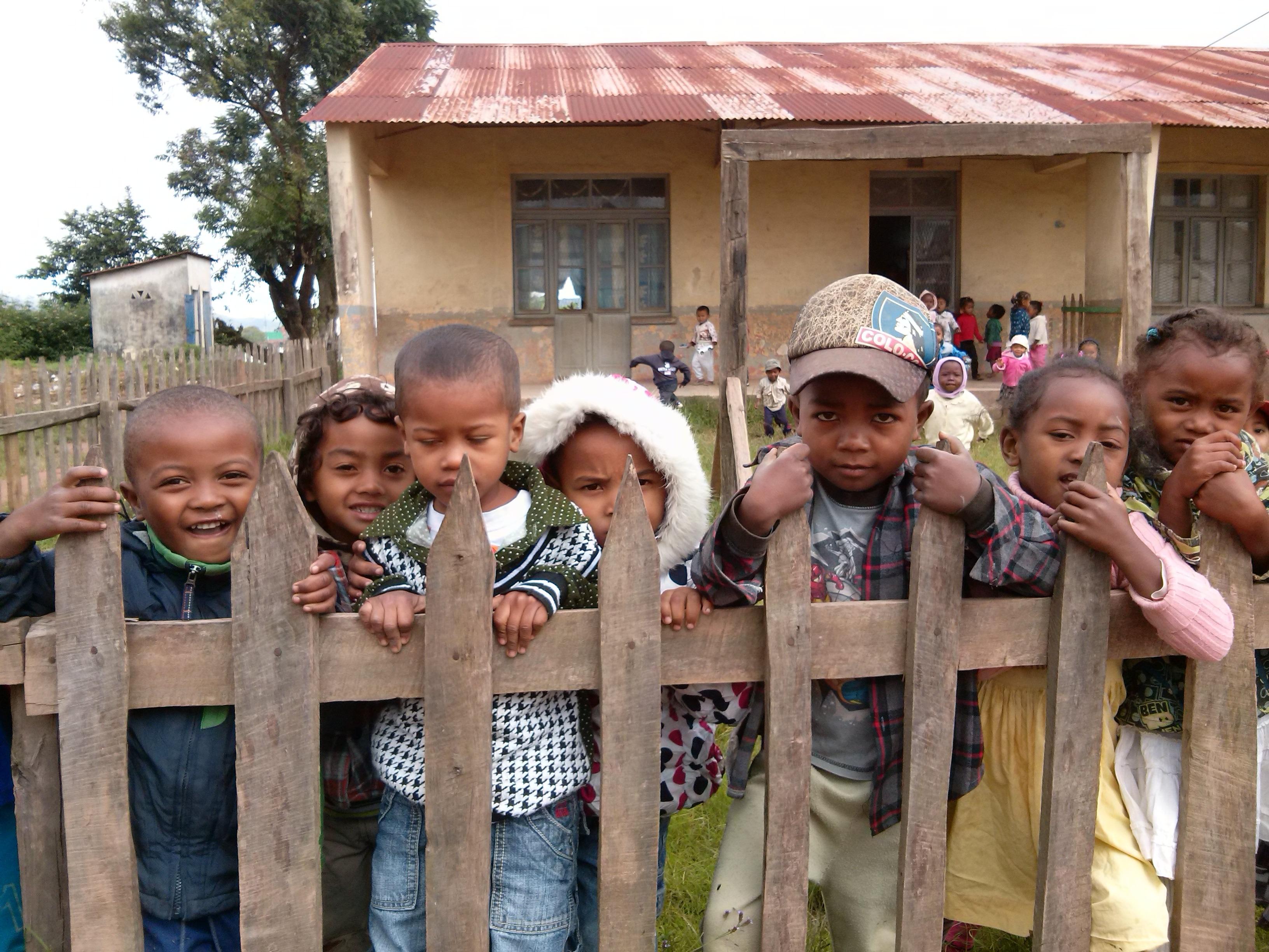 Afrikan Kehitysmaat