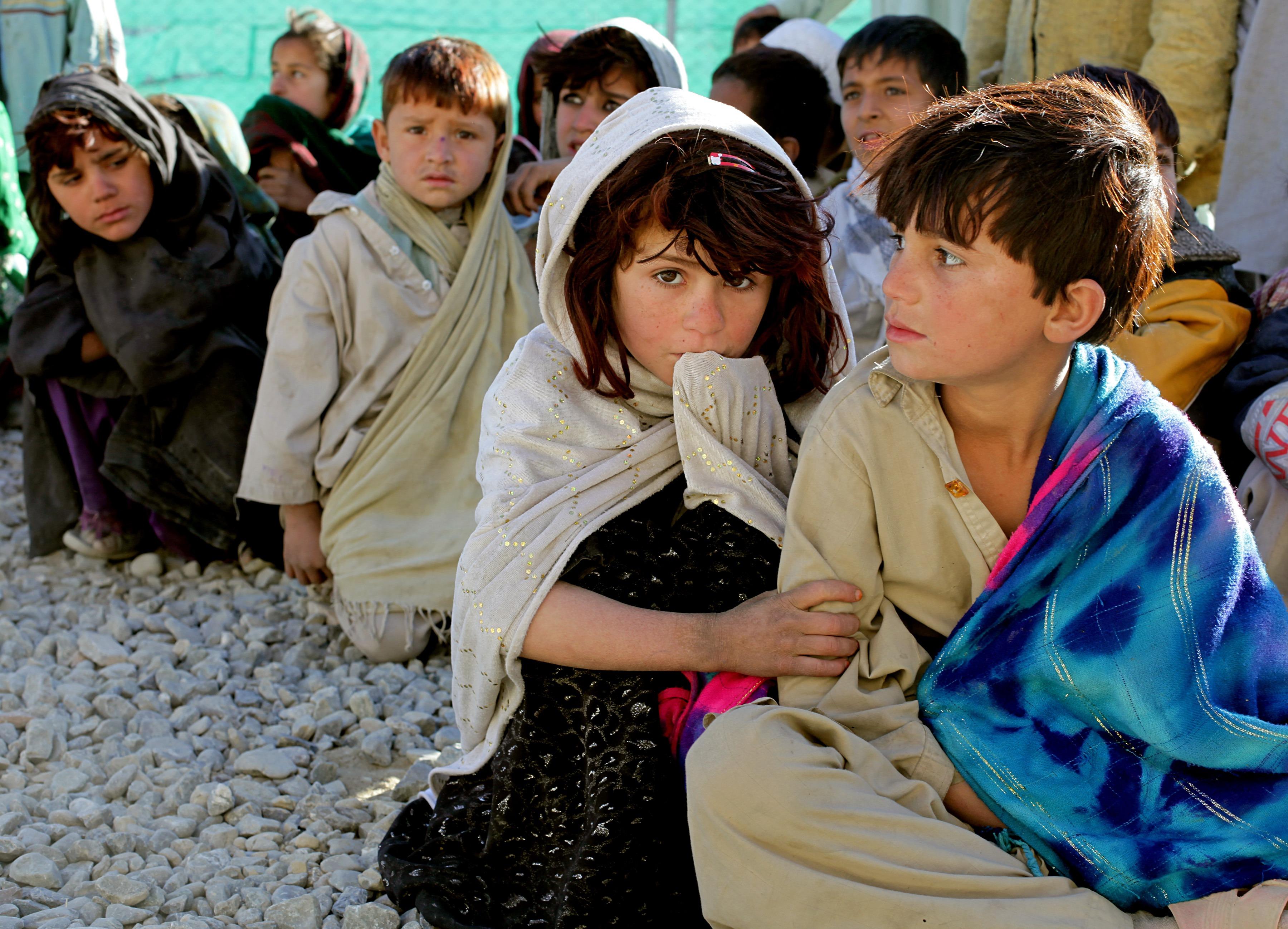 афганистан фото людей такие