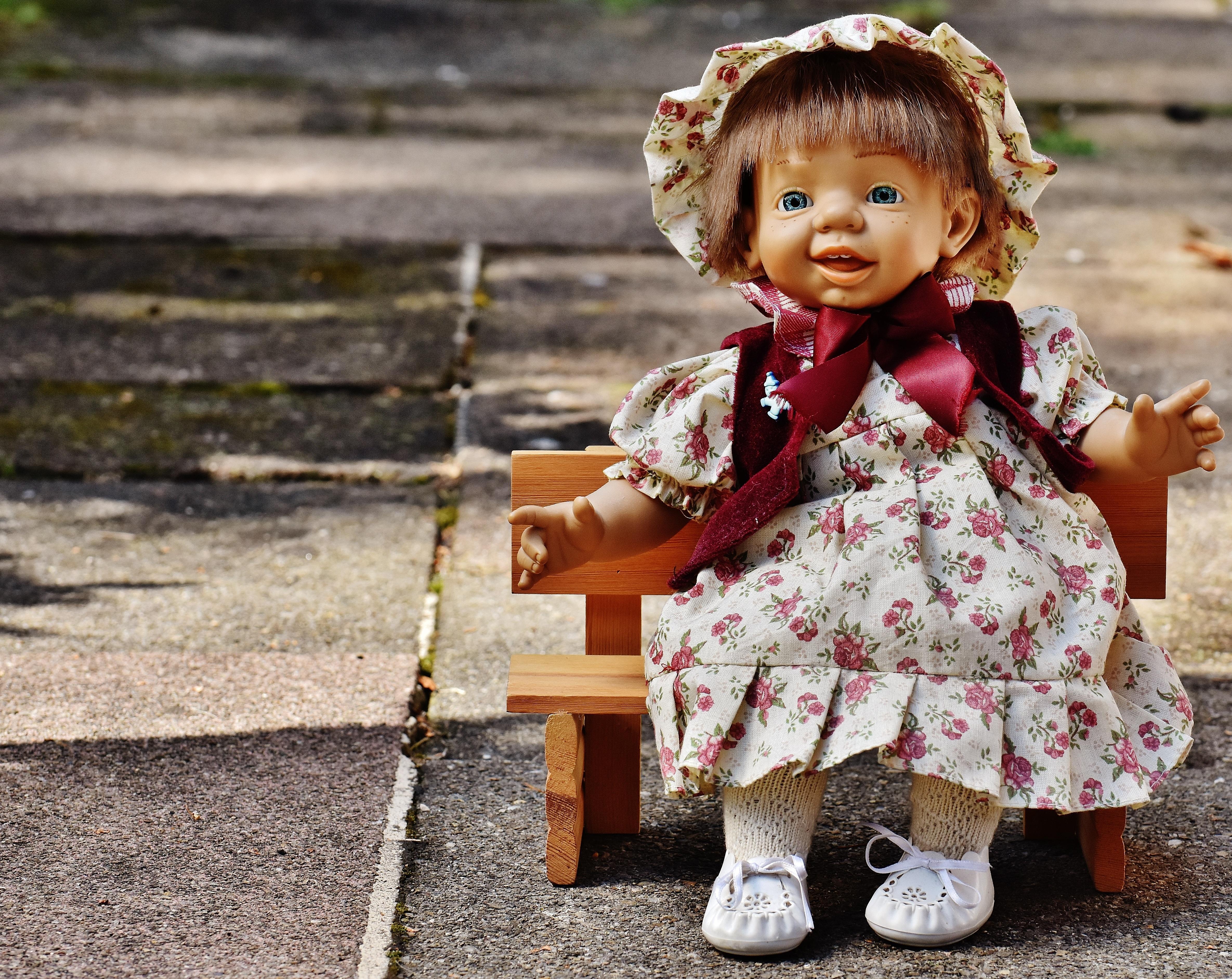 Прикольные картинки кукла, людочка