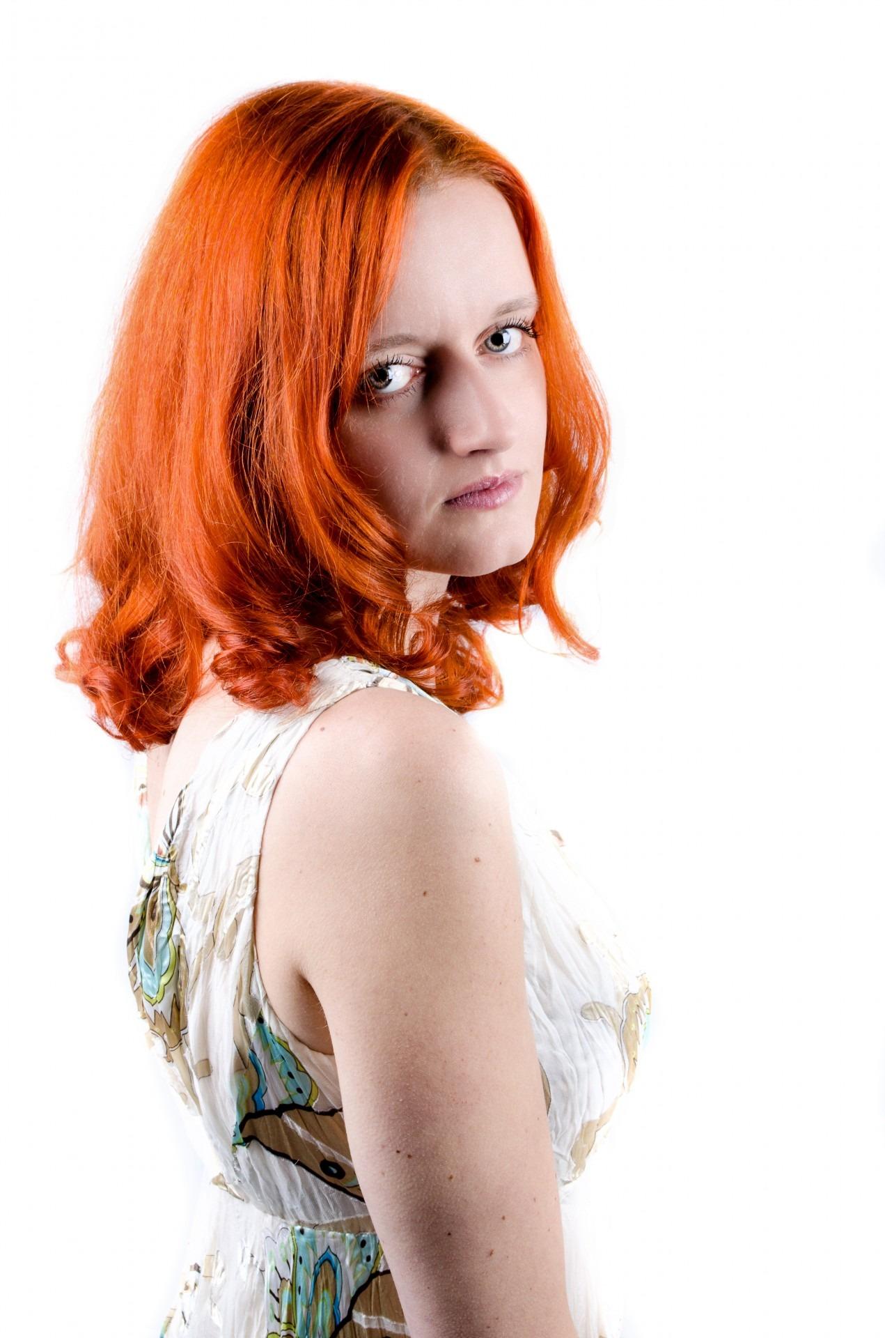 Free Fotobanka Osoba Lide Divka Zena Izolovany Portret Model