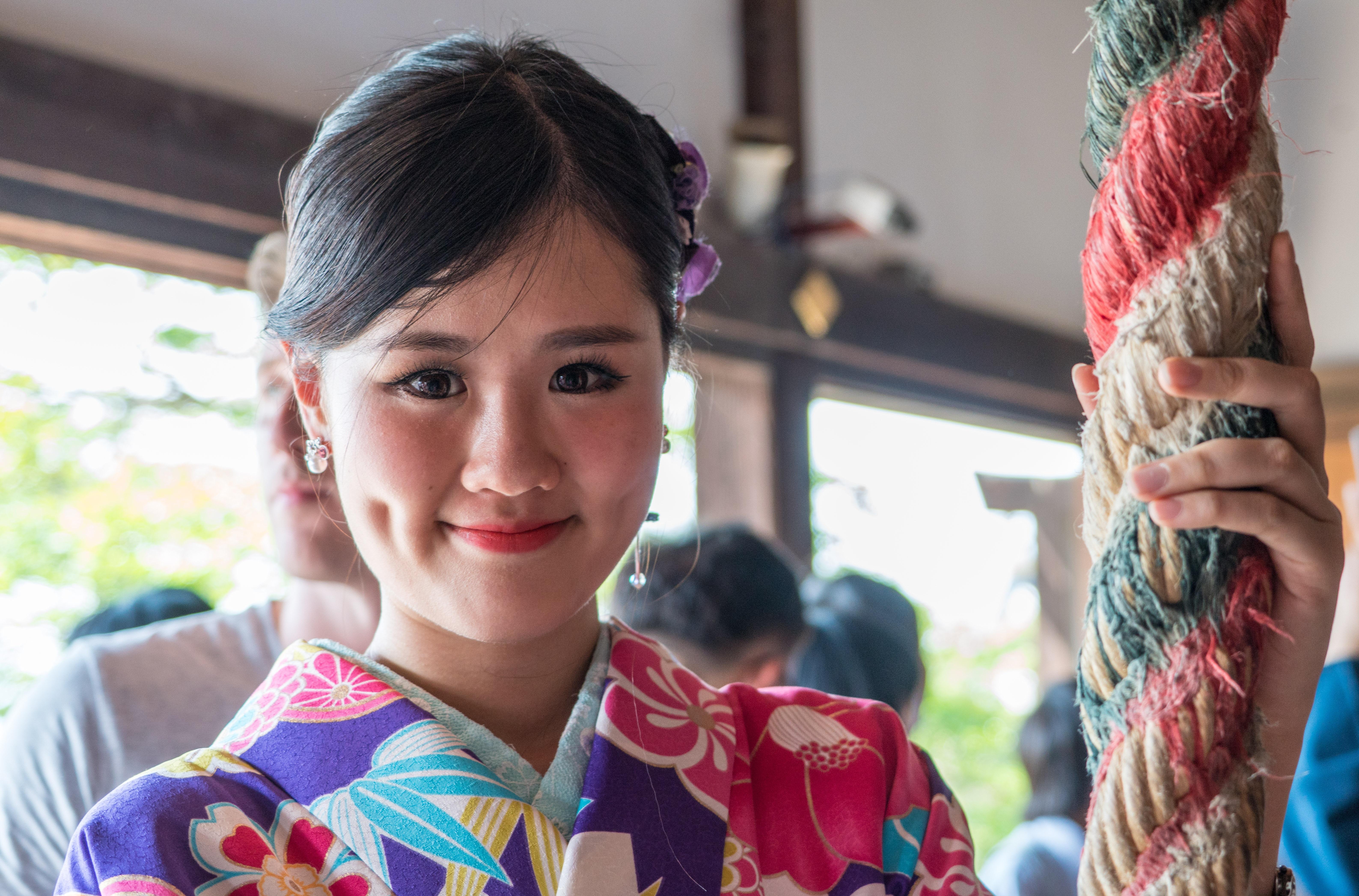 niña asiatica deutsch
