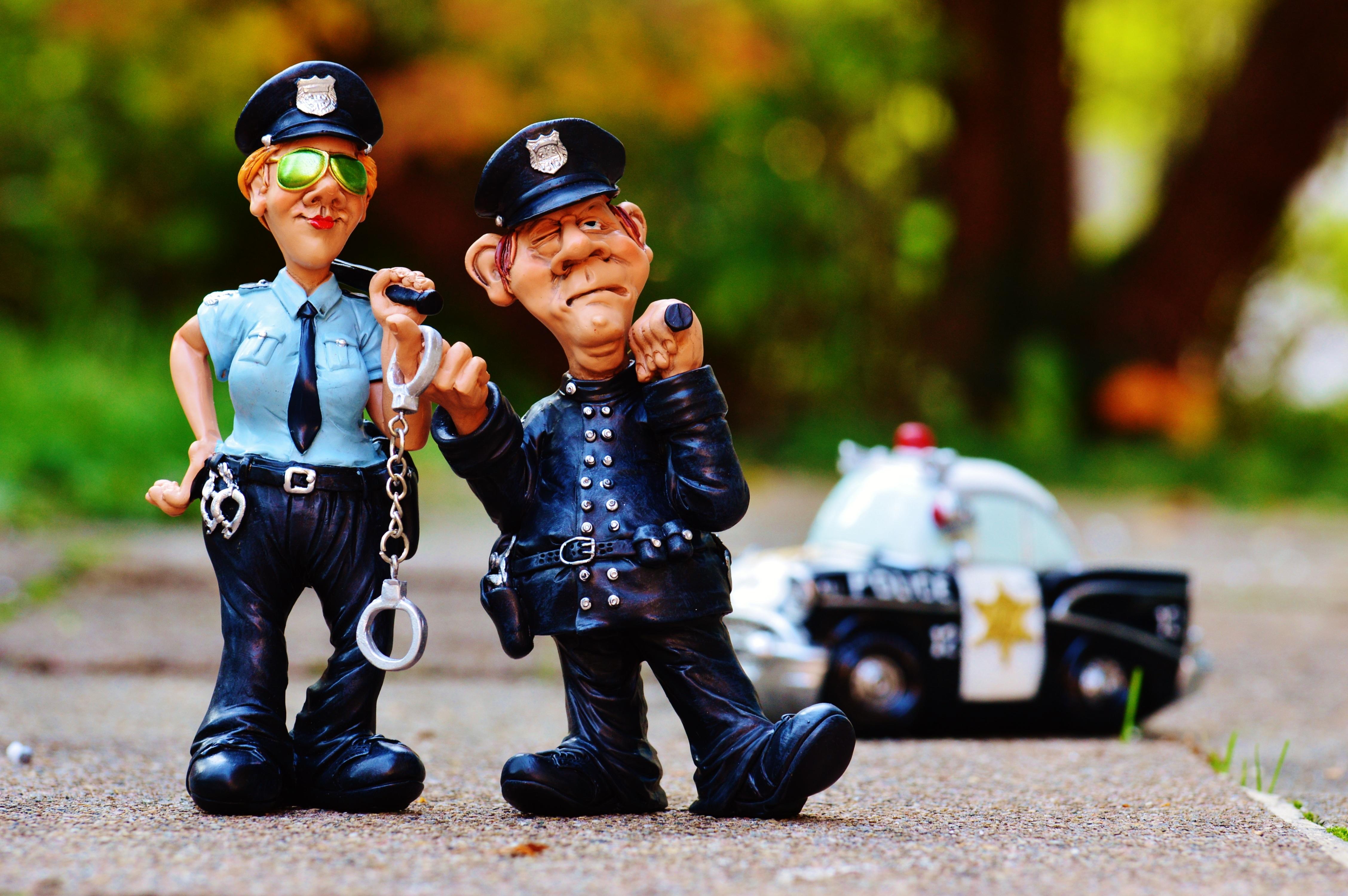 Смешные картинки детская милиция