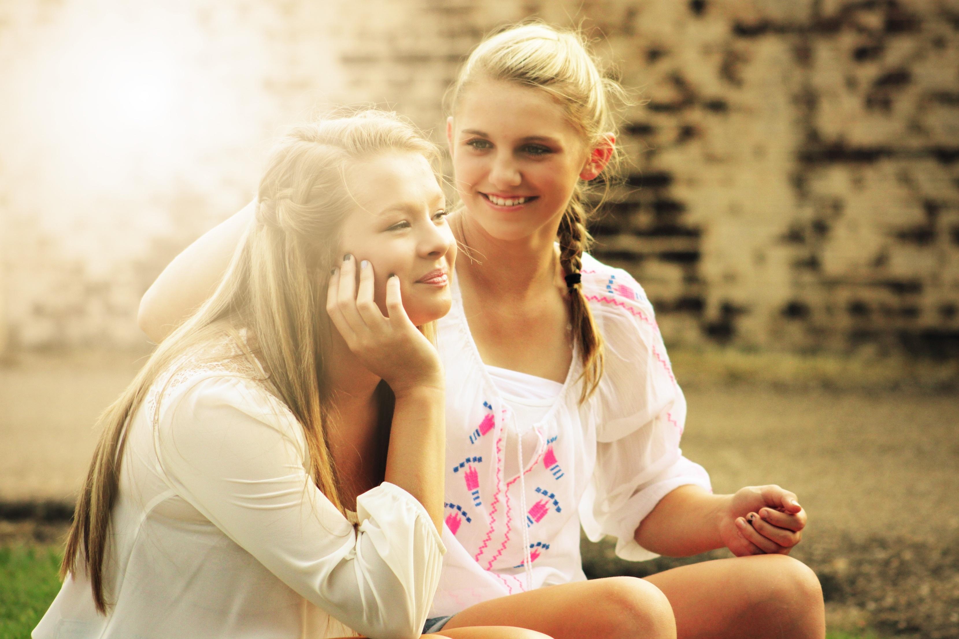 Хорошие картинки о женской дружбе