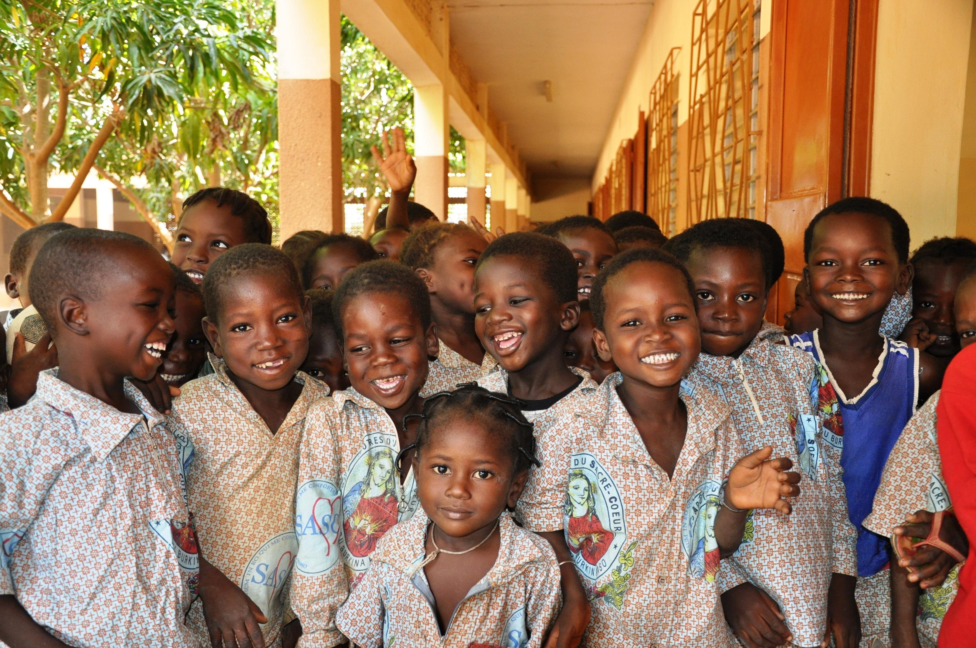Картинка дети африки
