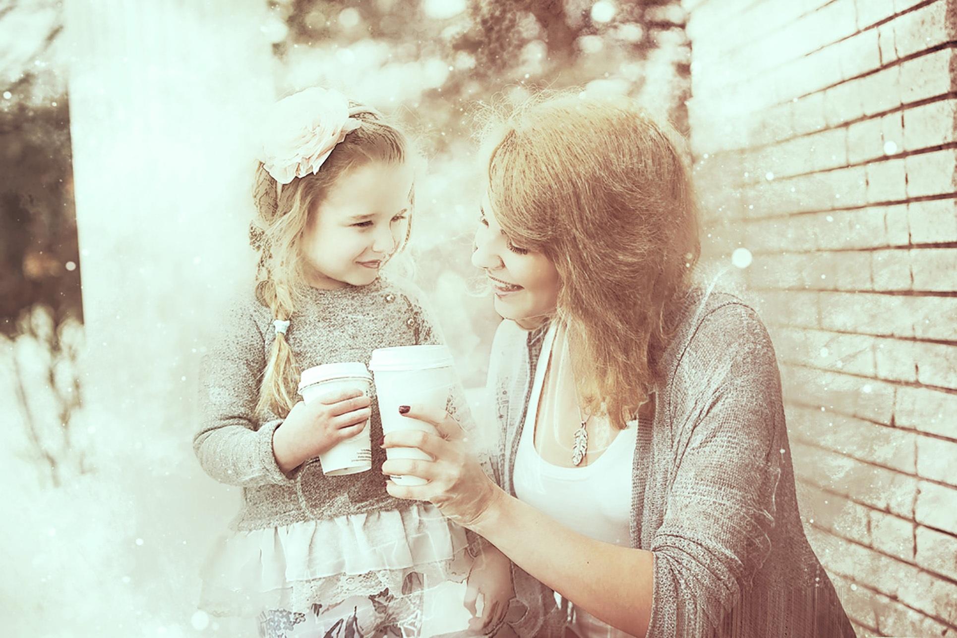 Единорогов, добрые картинки для дочери