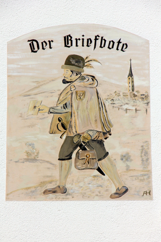 Gambar Orang Profesi Seni Sketsa Ilustrasi Poster Huruf
