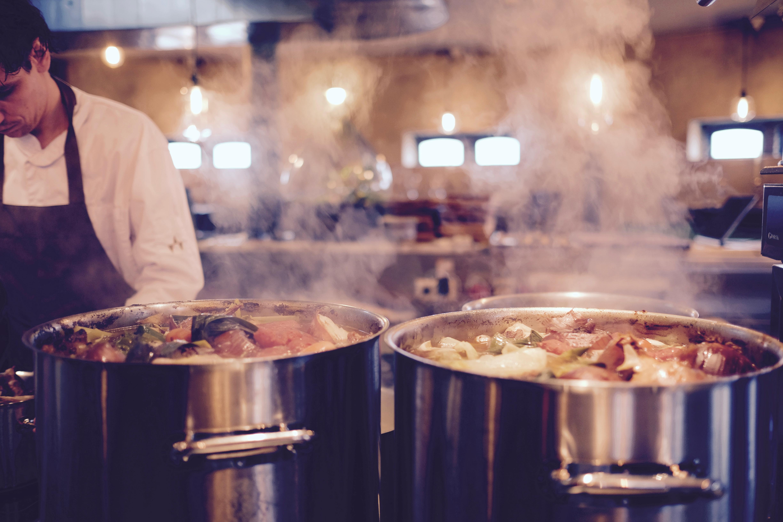Person Restaurant Bar Dish Meal Food Kitchen Cuisine Soup Chef Stew Stock Sense Public Domain Images Public Domain
