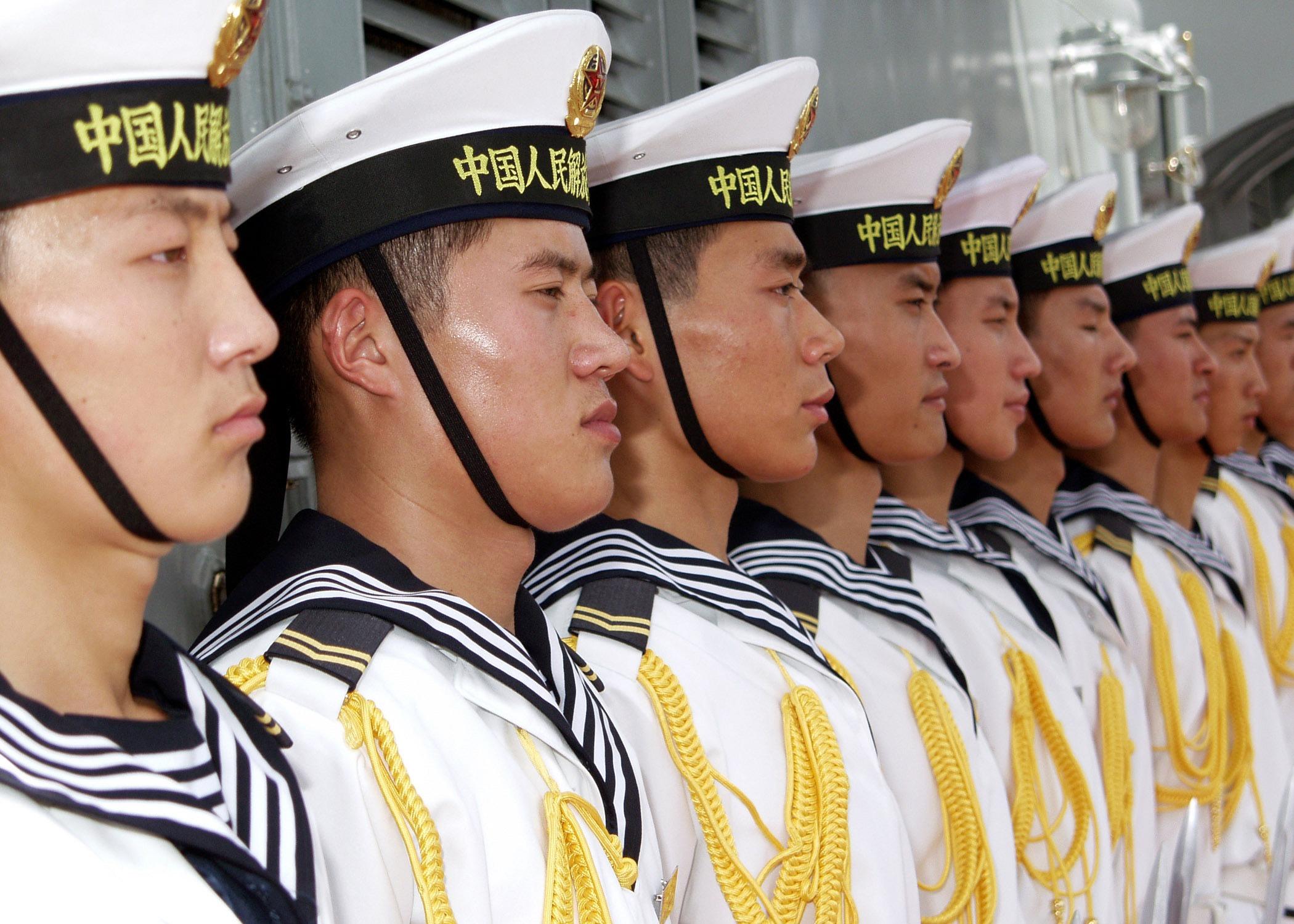 hình ảnh : người, quân đội, Trung Quốc, chuyên nghiệp, Đua xe, Hải quân, Diễu hành, xếp hàng, Thủy thủ, Sĩ quan quân đội, Người quân đội 2100x1500