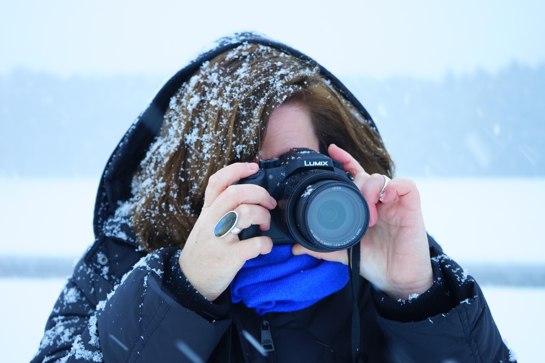 работе как фотографировать в снежную погоду корея