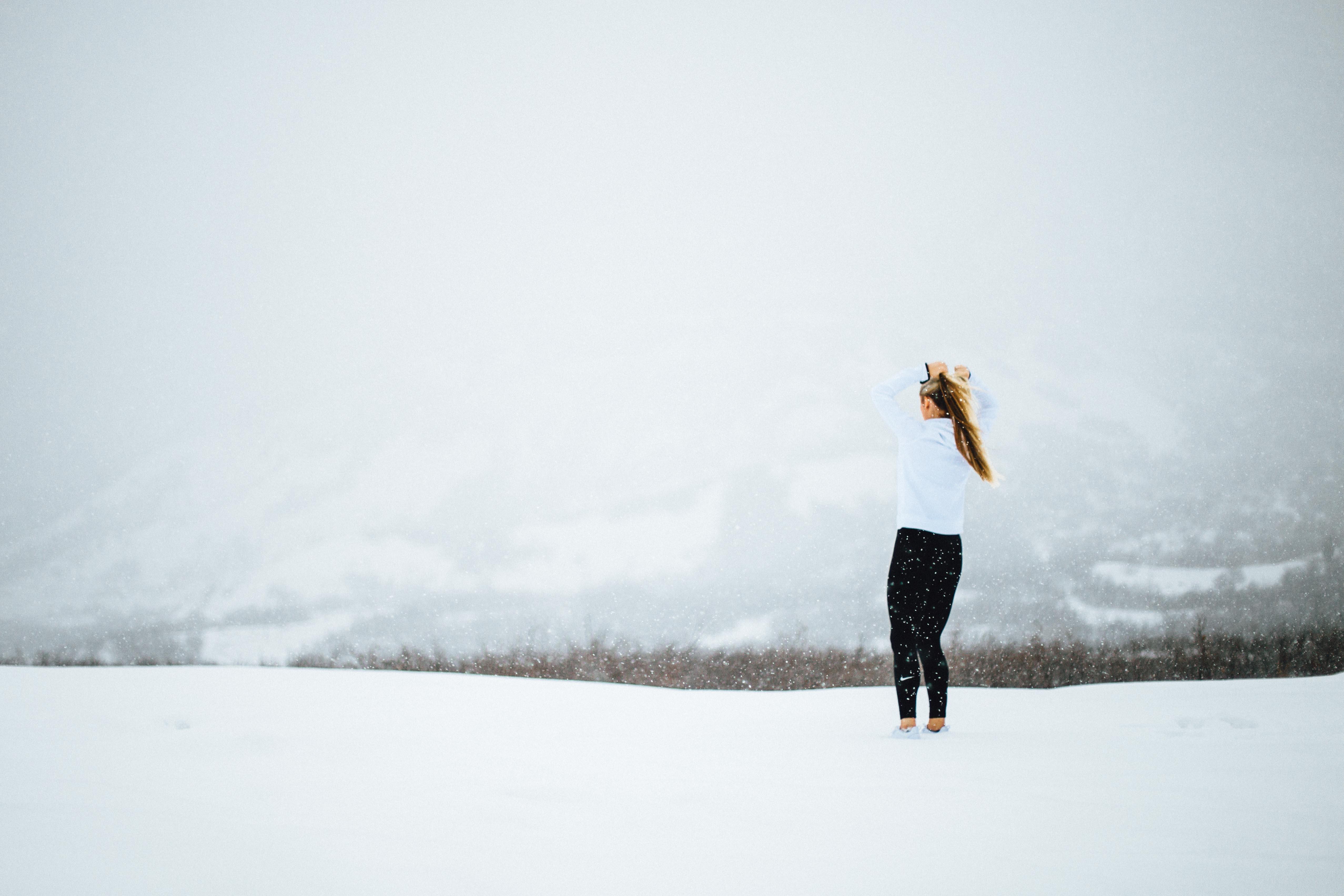 картинка зима снег человек ниш гипсокартона виды
