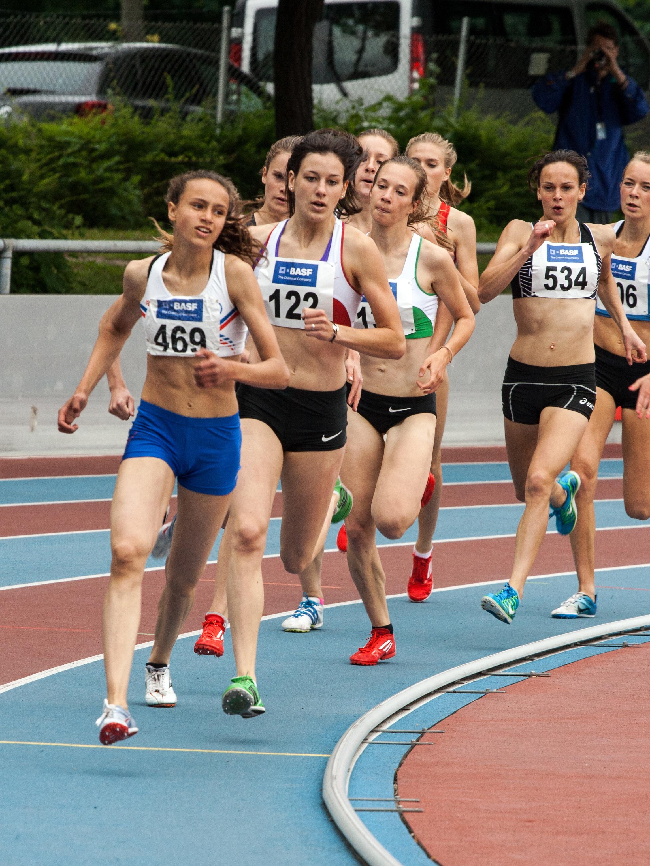 deporte de correr