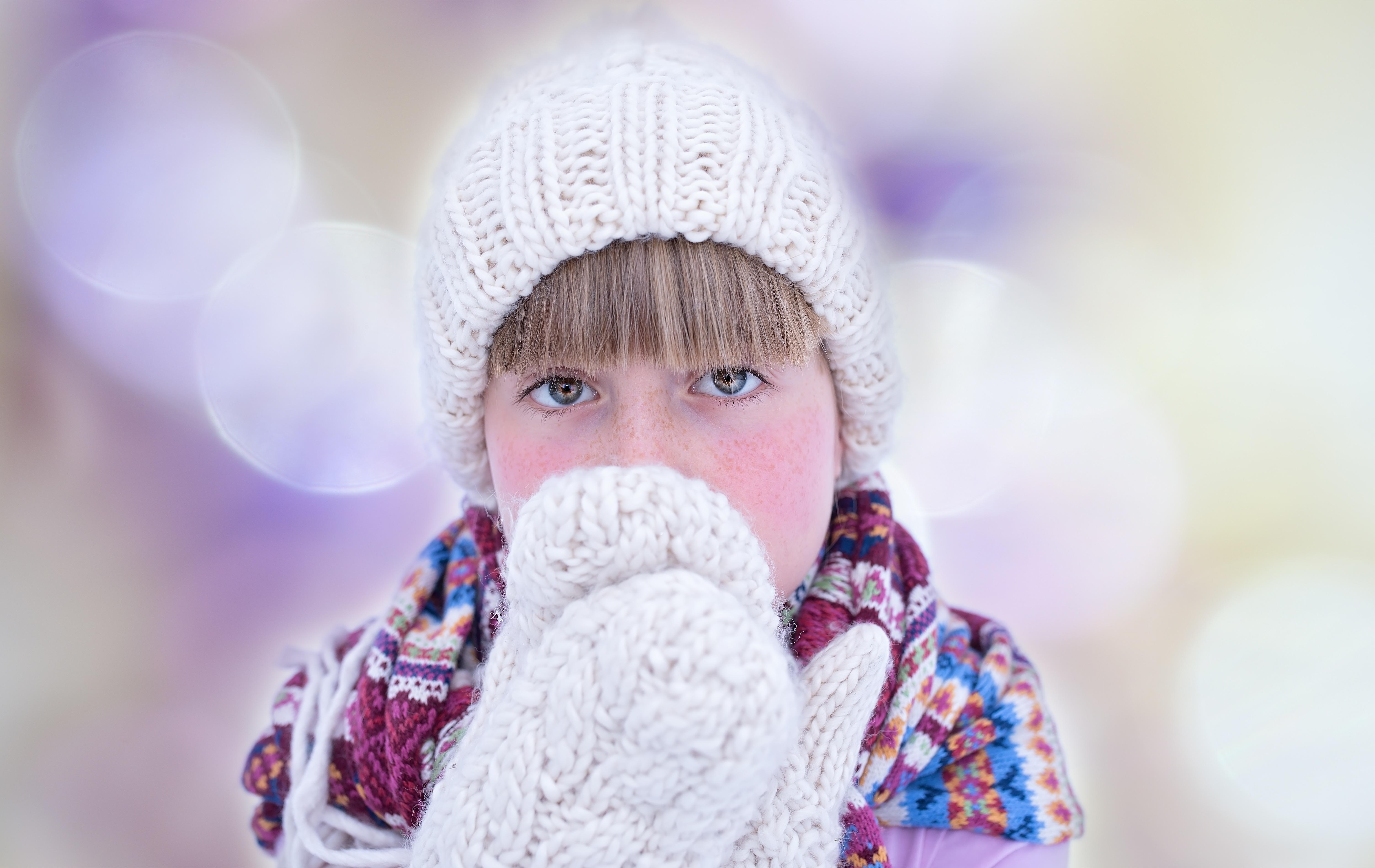 Kostenlose foto : Person, Winter, Mädchen, Haar, Fotografie, Blume ...