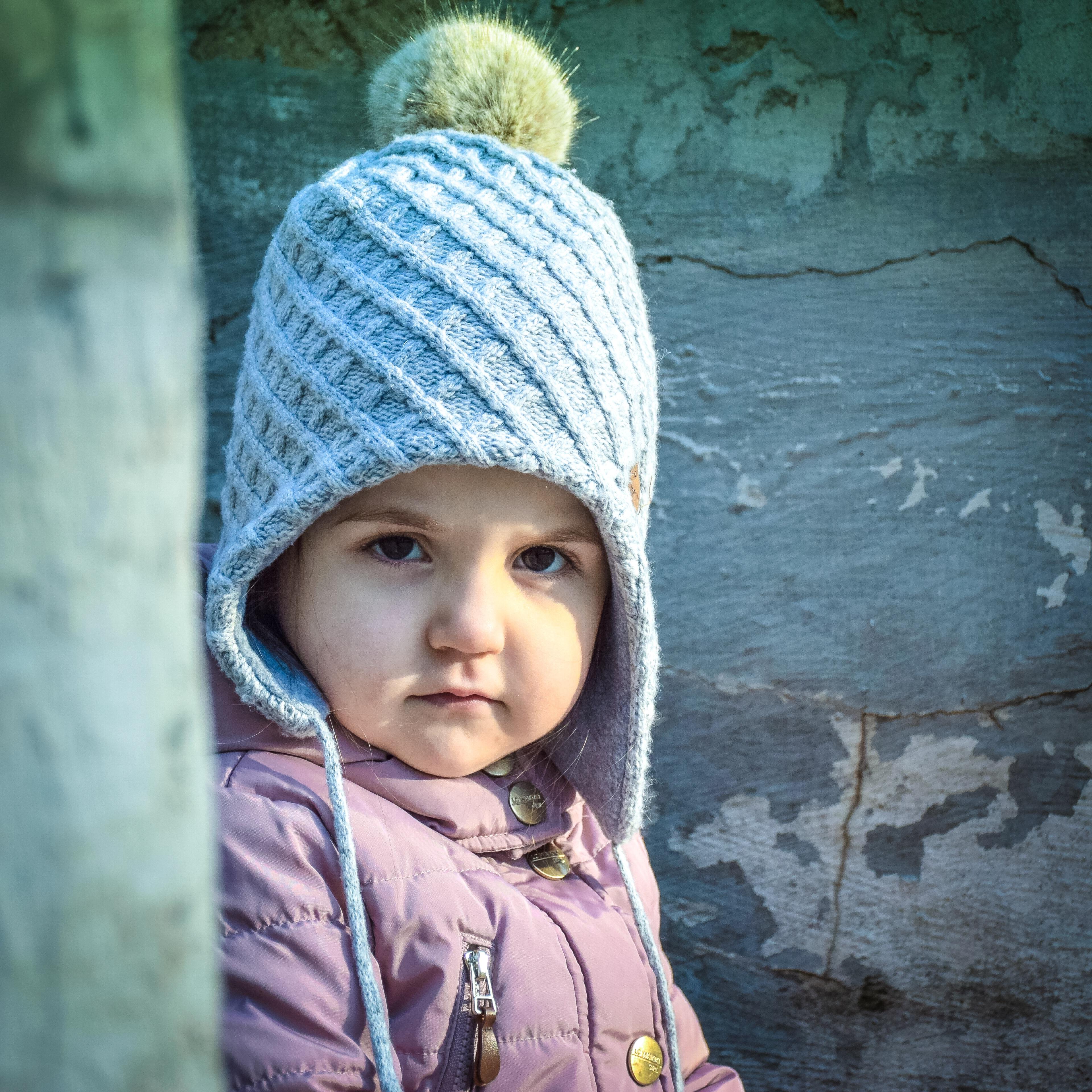 Fotos gratis : persona, invierno, gente, niña, niño, linda, color ...