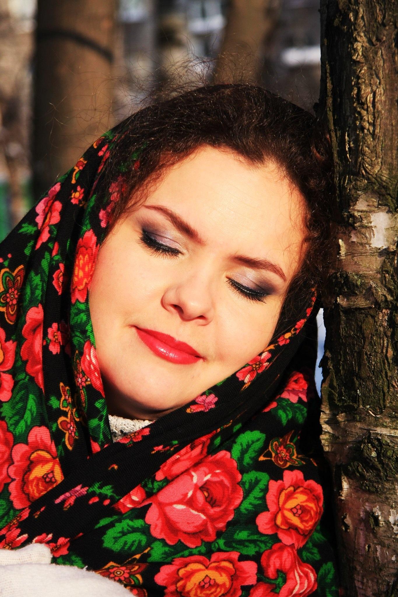 Бабы видео фотосессии русских женщин фото киары