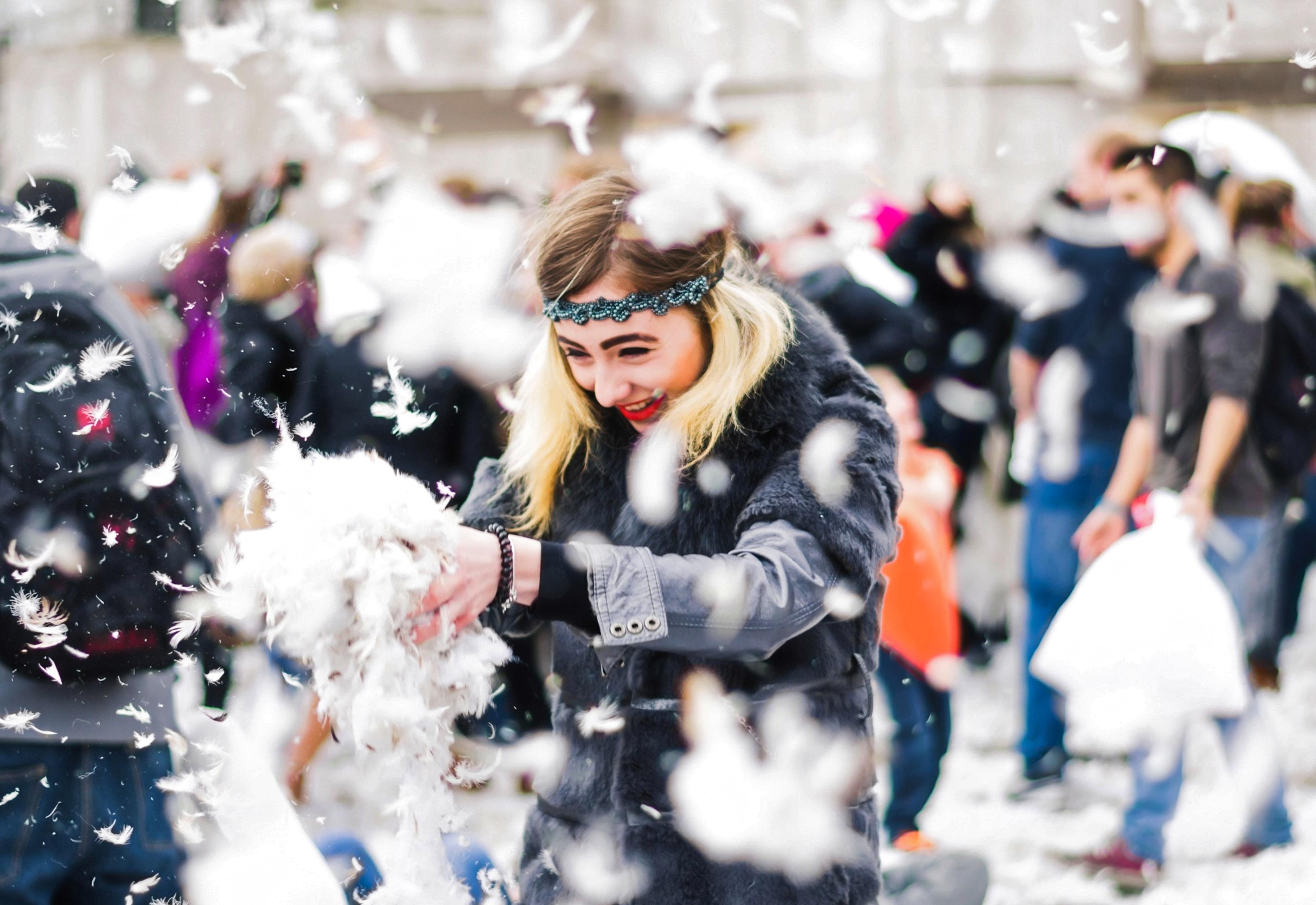 нашли идеальные зима фотографии с людьми статья, открывающая