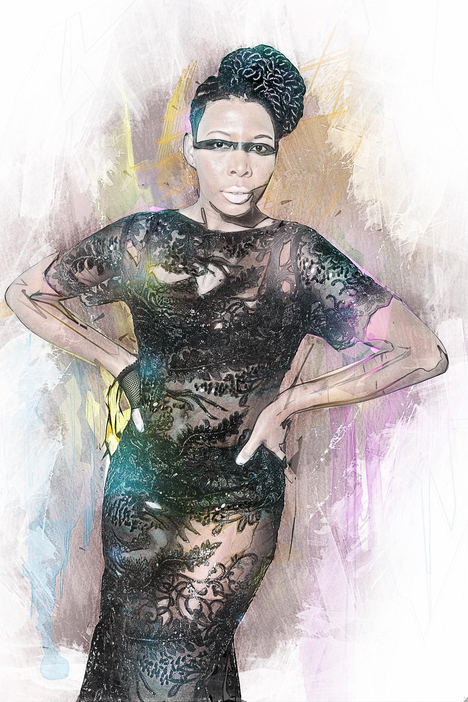 Images Gratuites La Personne Femme Femelle Portrait Maquette