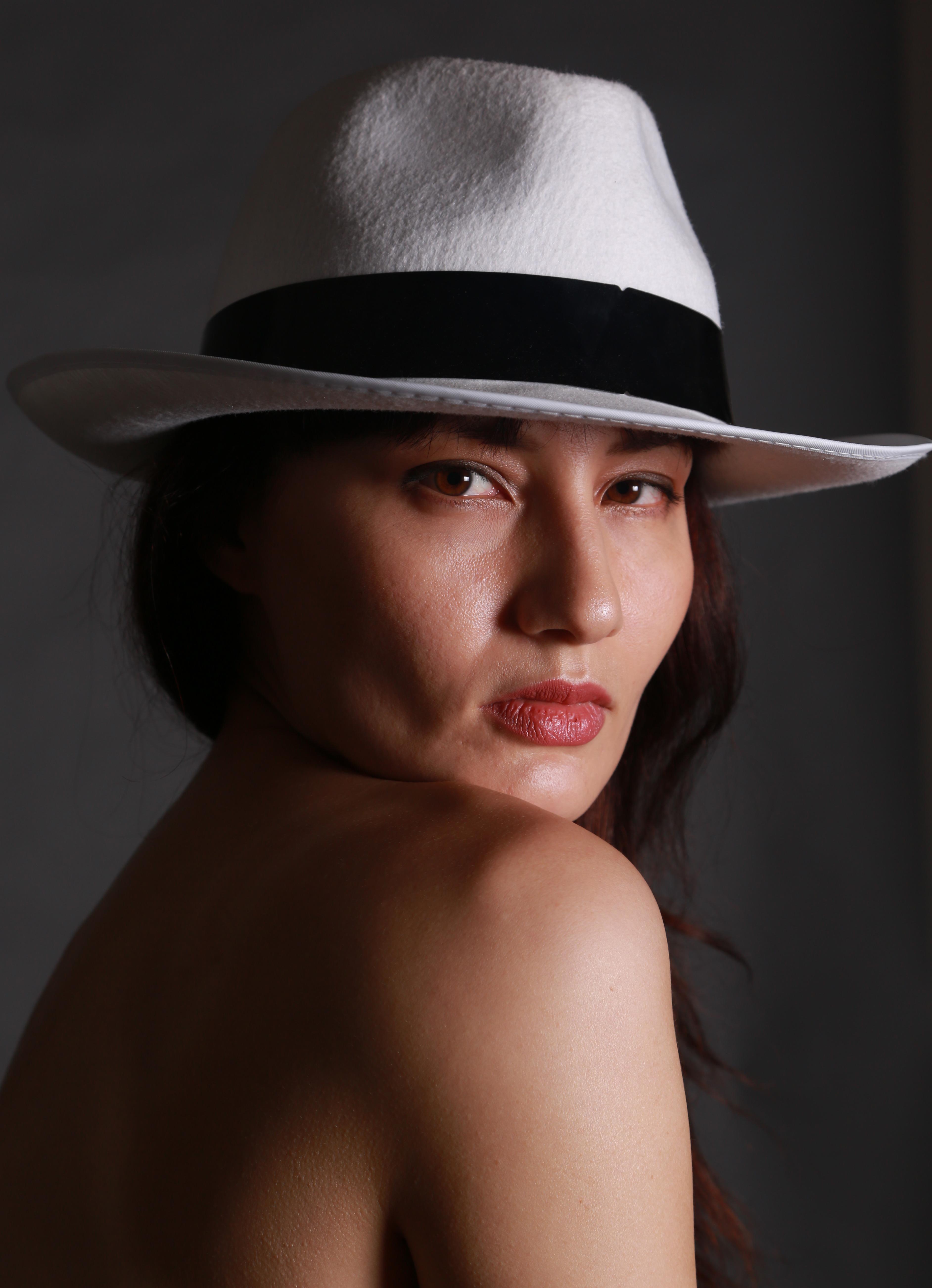 Asian model carla maria