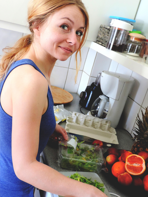 Orang Wanita Rumah Makan Makanan Memasak Kuliner Dapur Mia A Hidup Sehat Buatan Sendiri Persiapan Koki