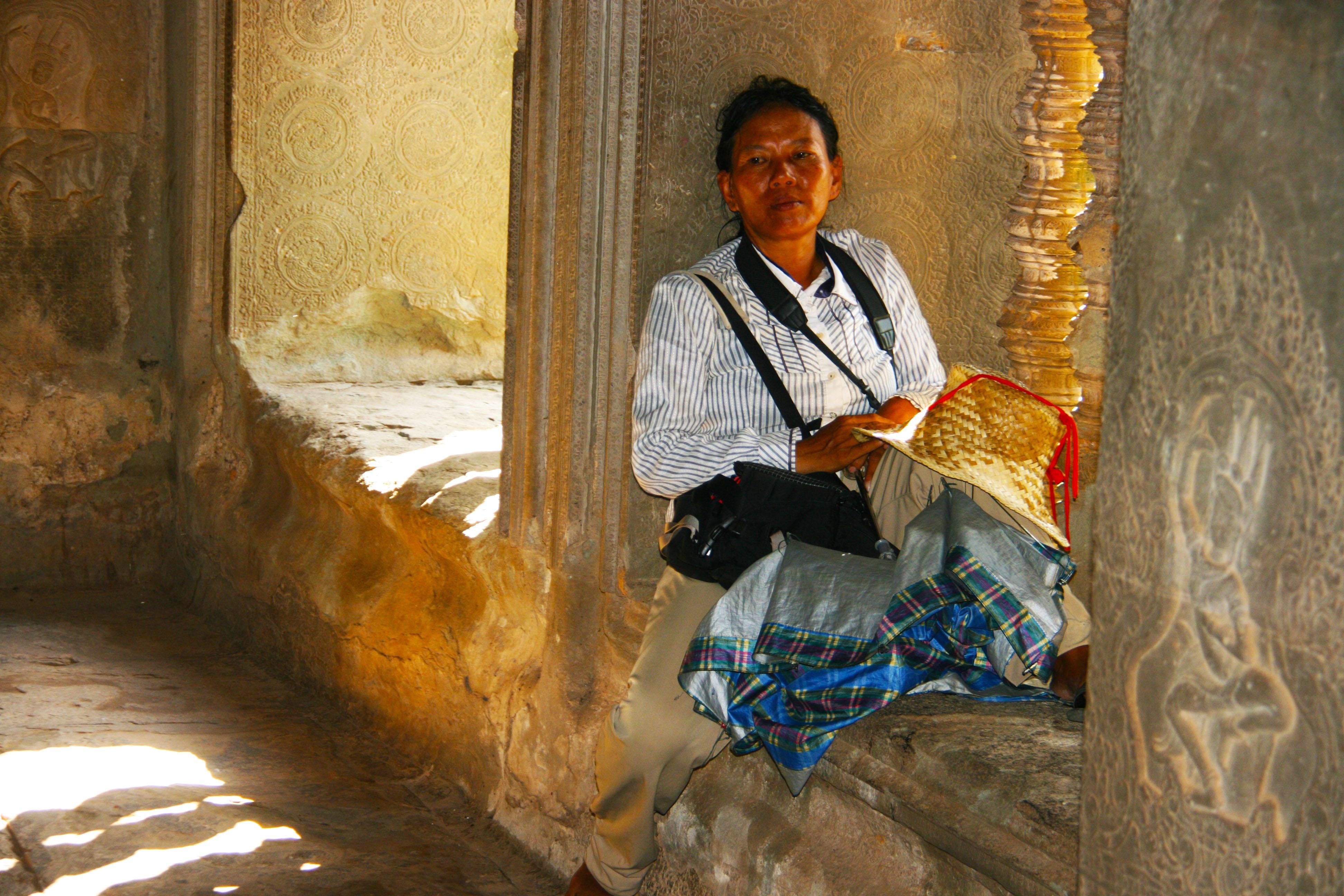 Fotoğraf Kişi Kadın Pencere Seyahat Asya Düşünme Portre
