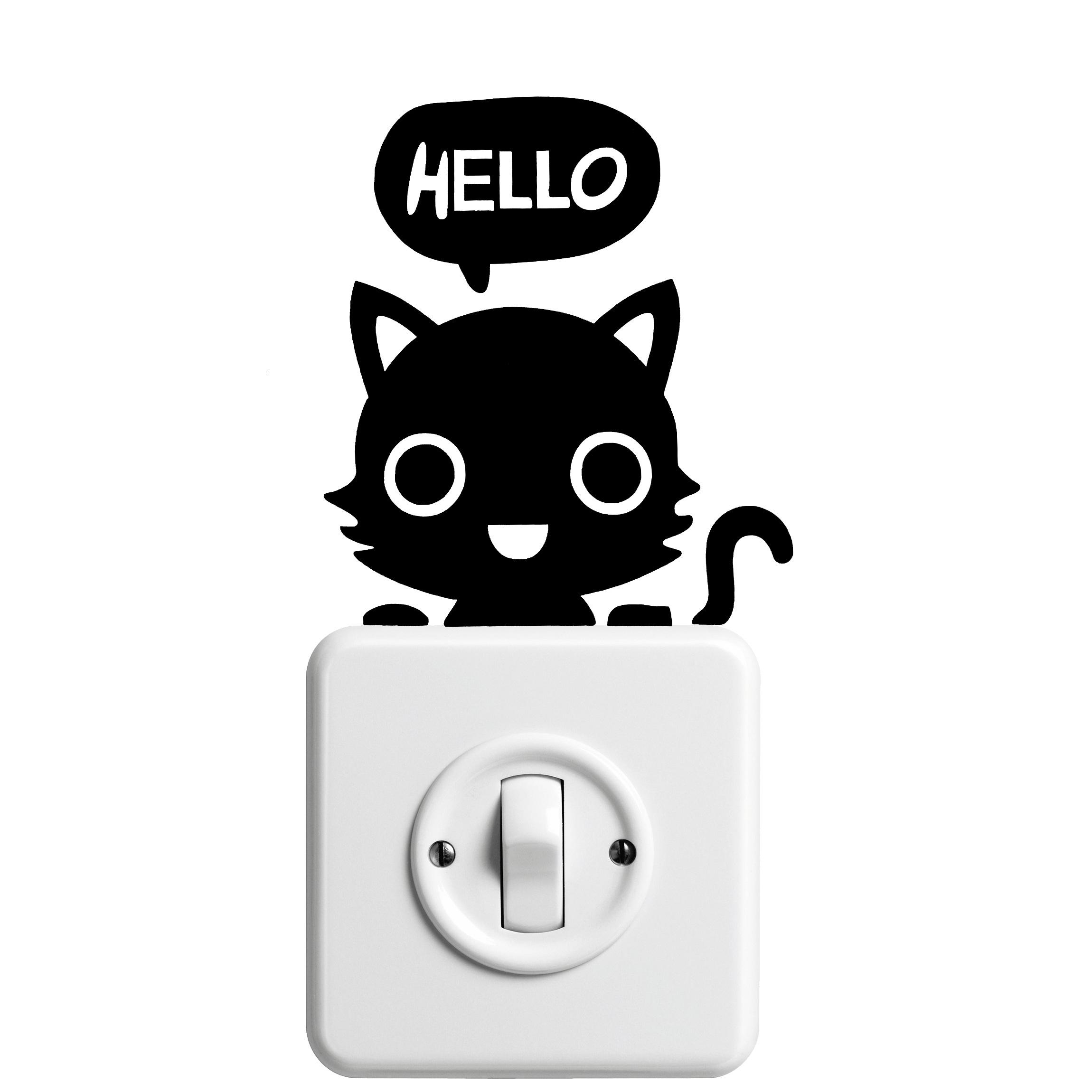 images gratuites animal de compagnie portrait chaton noir bonjour chat domestique dessin. Black Bedroom Furniture Sets. Home Design Ideas