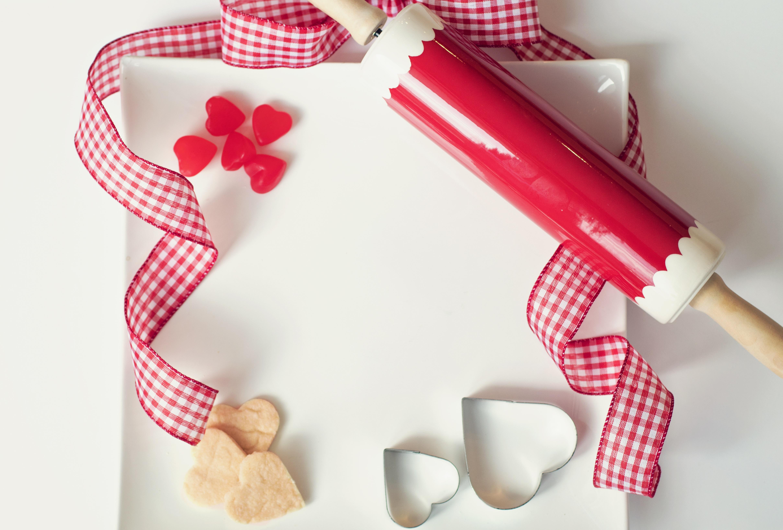 Free petal love pattern food red romance