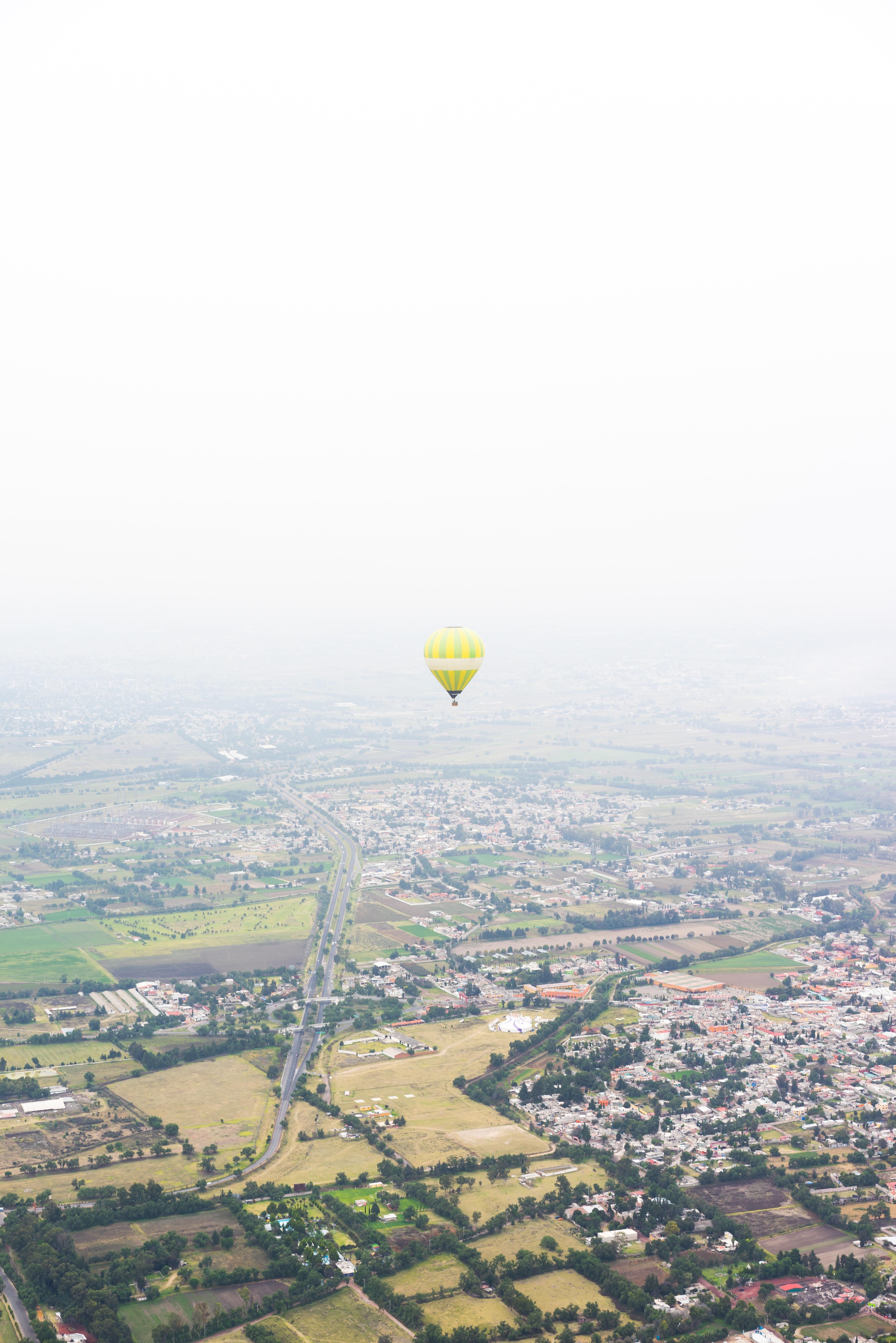 Gambar Fotografi Balon Udara Penerbangan Pesawat Terbang Kendaraan Olahraga Ekstrim