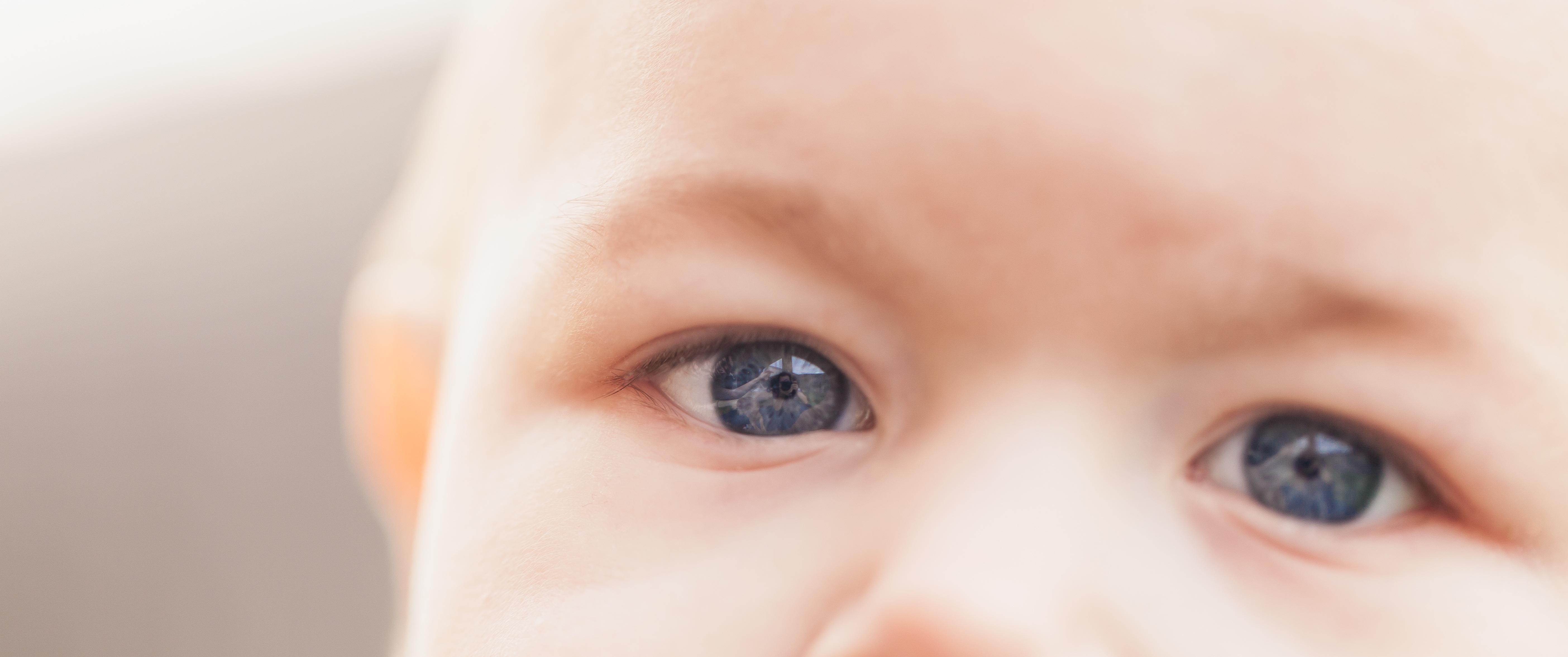 Красивые глаза у ребенка фото