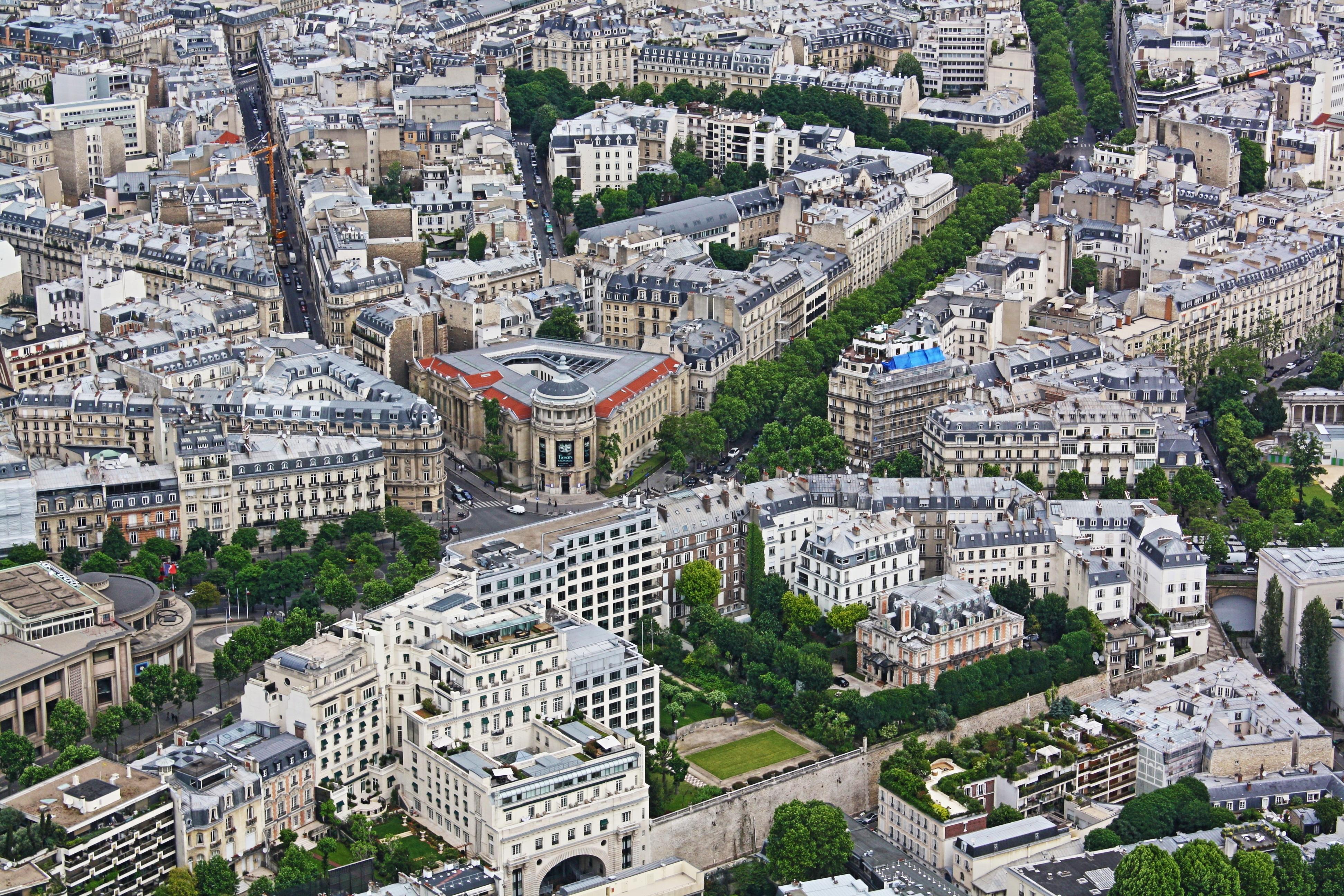 Images gratuites la photographie ville paris paysage - Piscine des tourelles paris ...