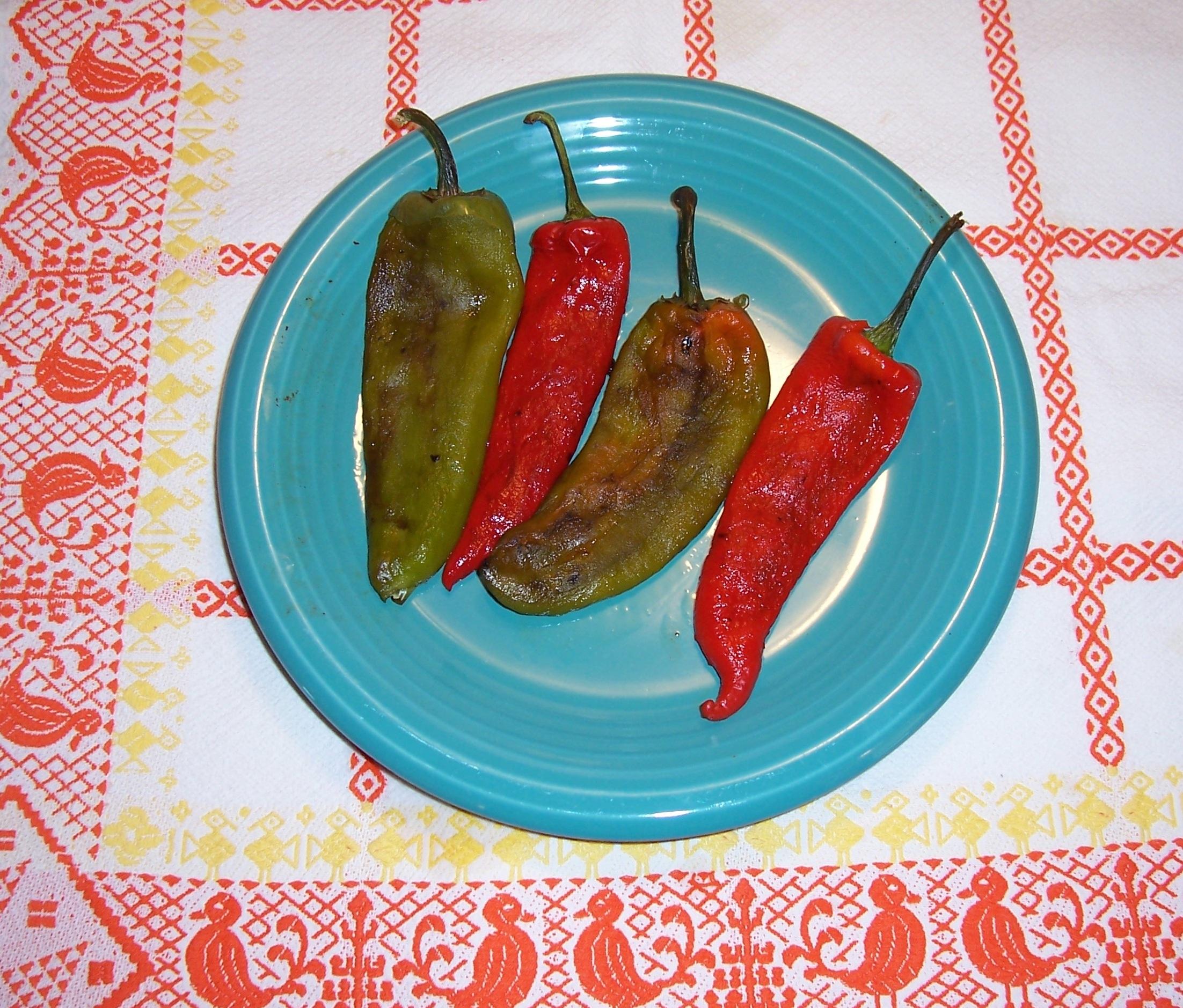 Fotos gratis : plato, comida, verde, chile, rojo, cocina, Produce ...
