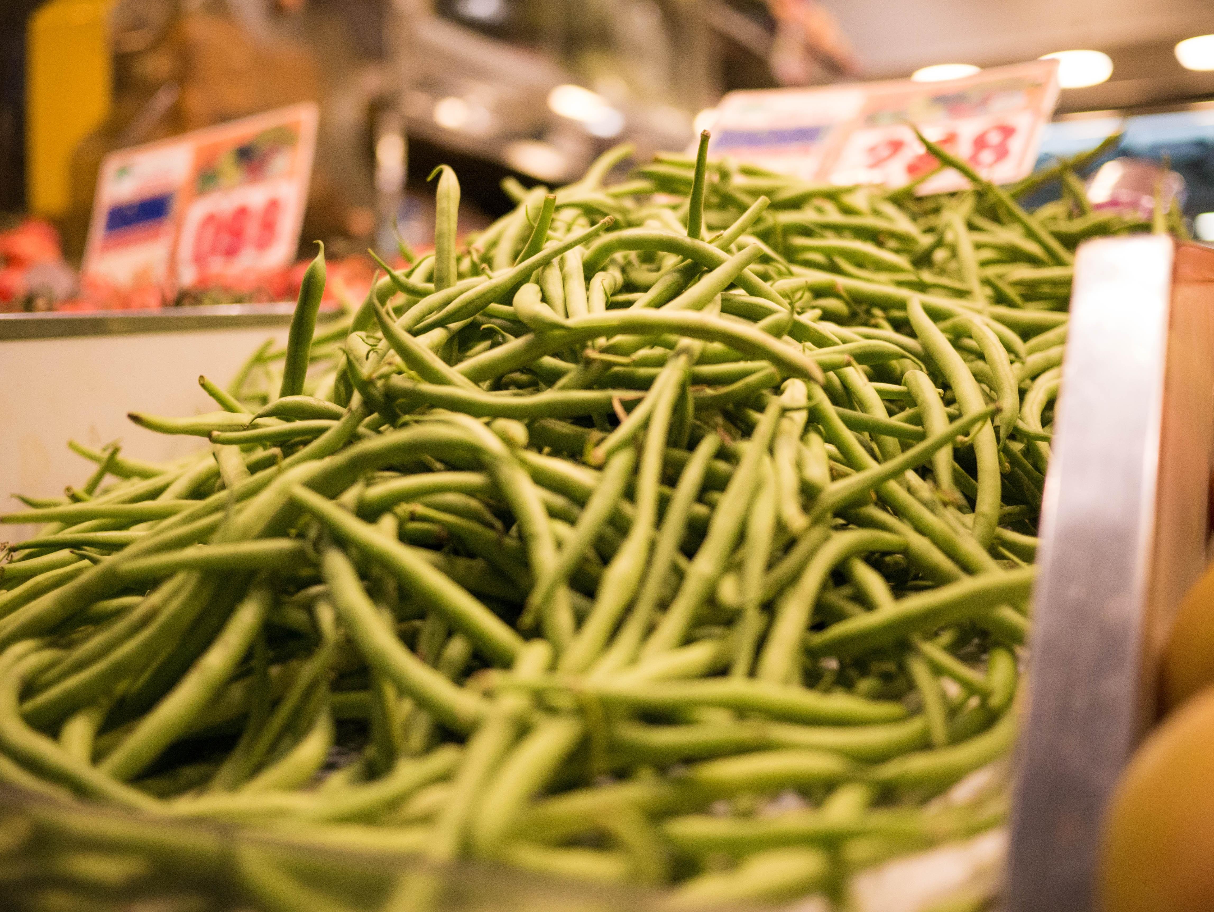 Las judias verdes in english - Green vegetarian cuisine ...
