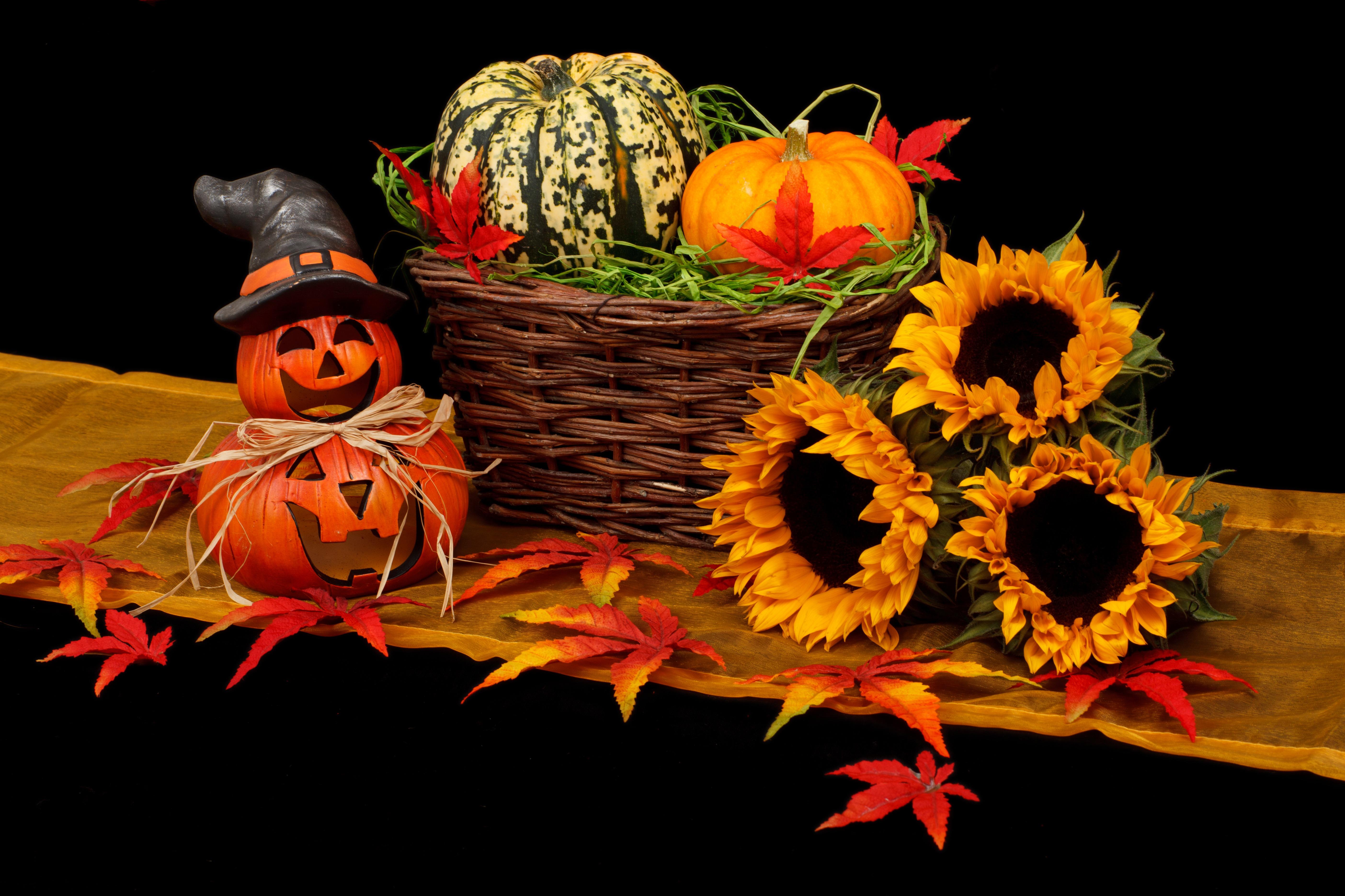 Картинки с праздником осень