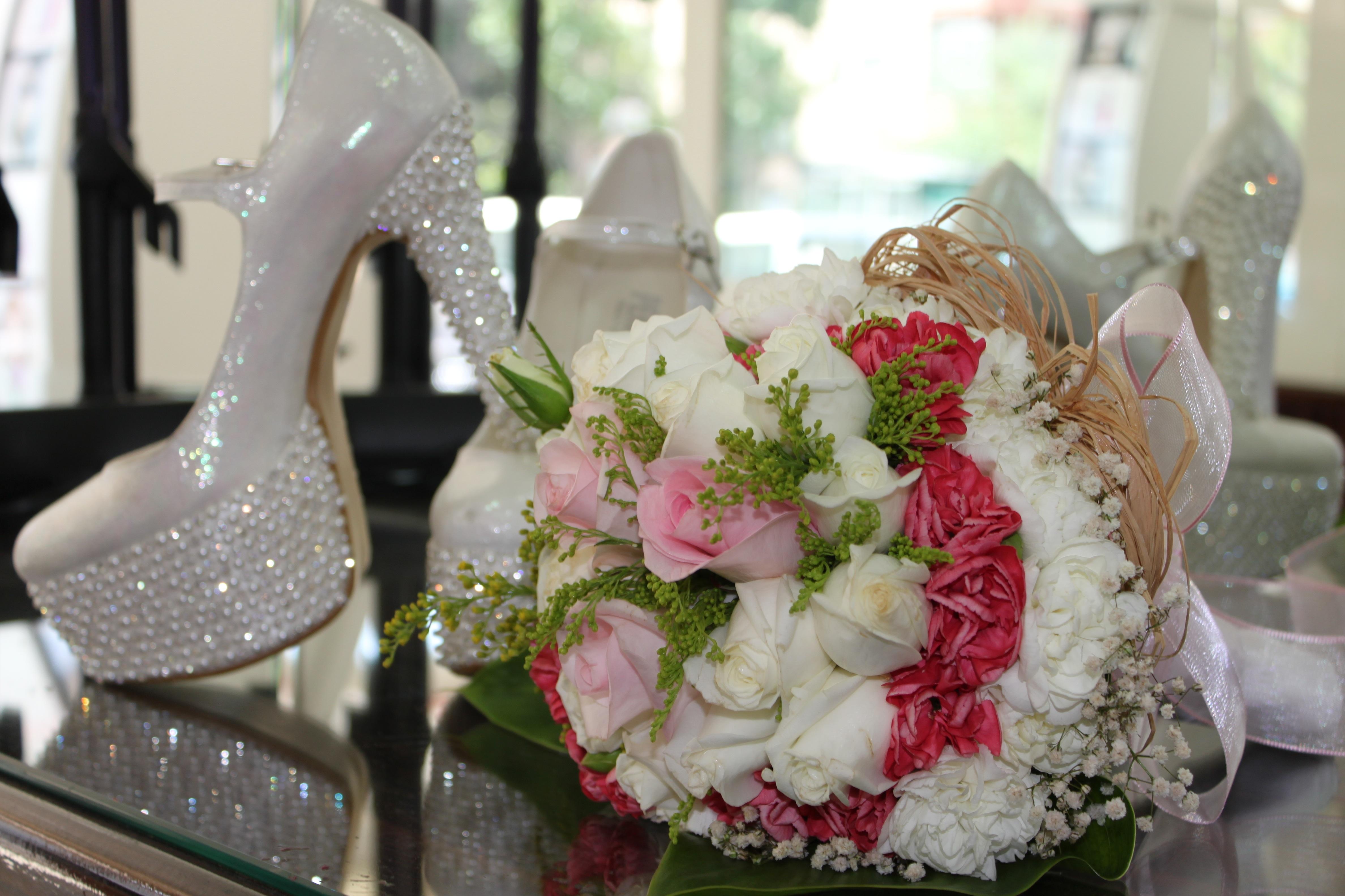 Fotos Gratis Planta Flor Comida Rosado Boda Pasillo